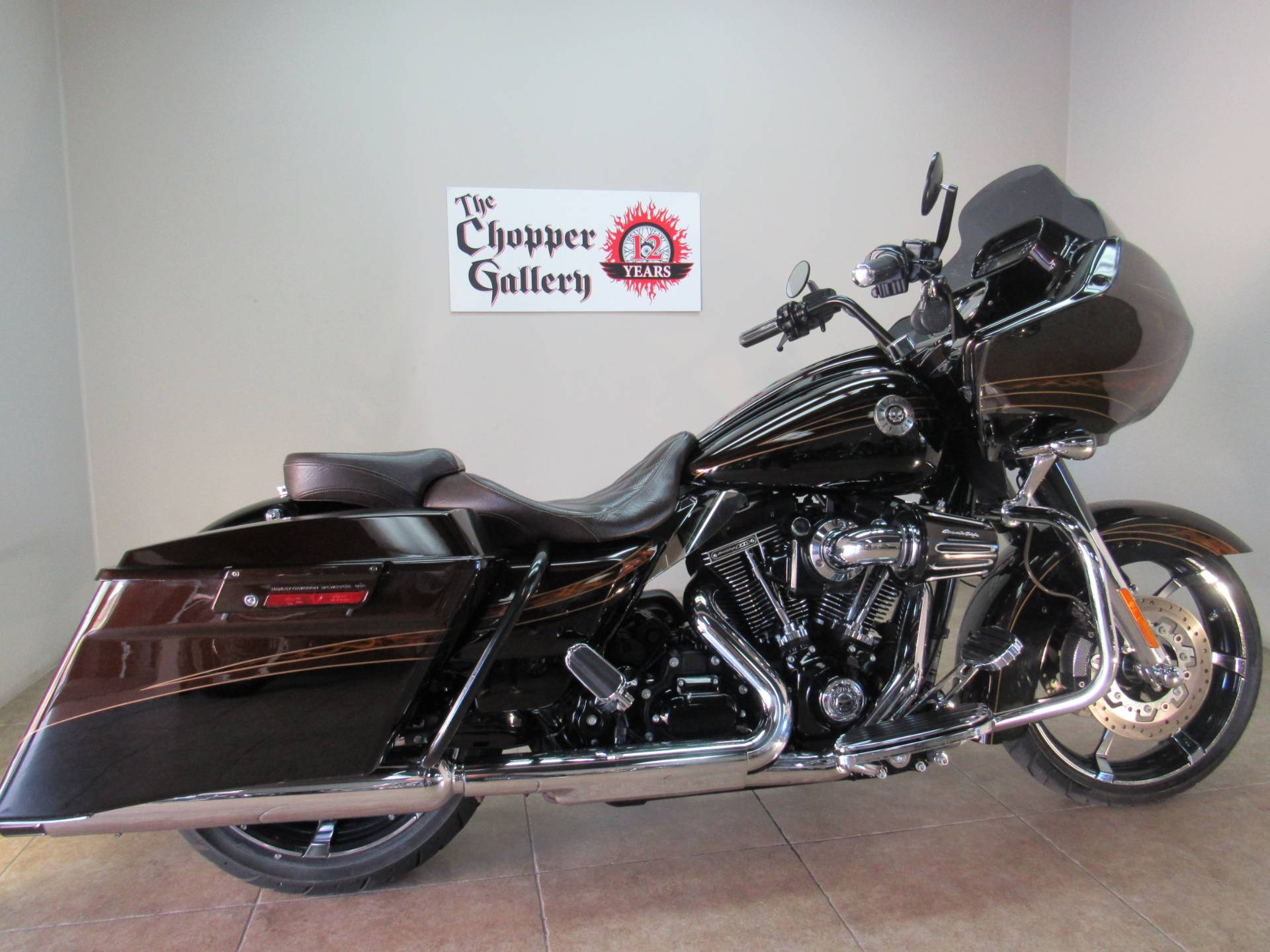 2012 Harley-Davidson CVO™ Road Glide® Custom in Temecula, California - Photo 10
