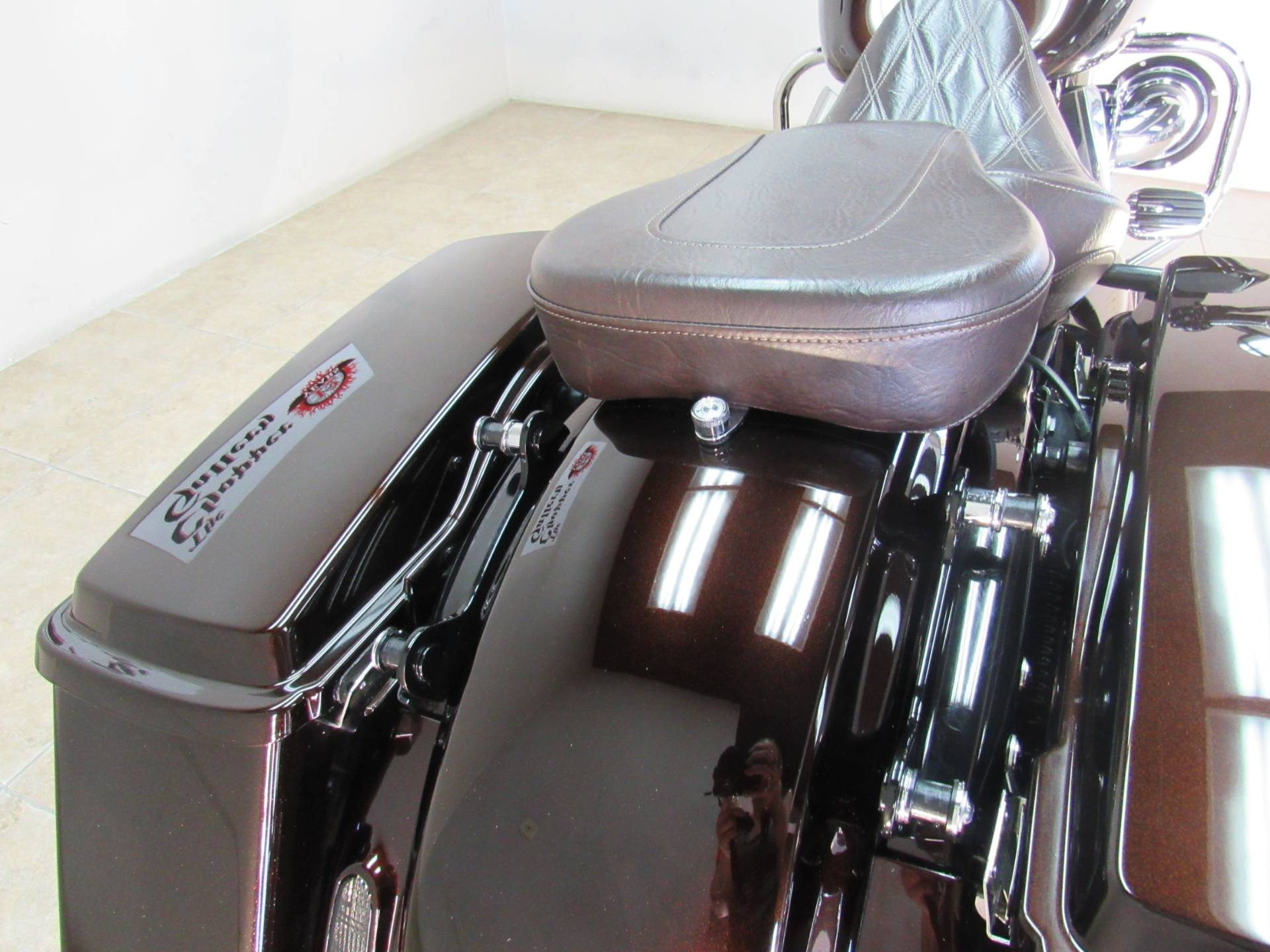 2012 Harley-Davidson CVO™ Road Glide® Custom in Temecula, California - Photo 9