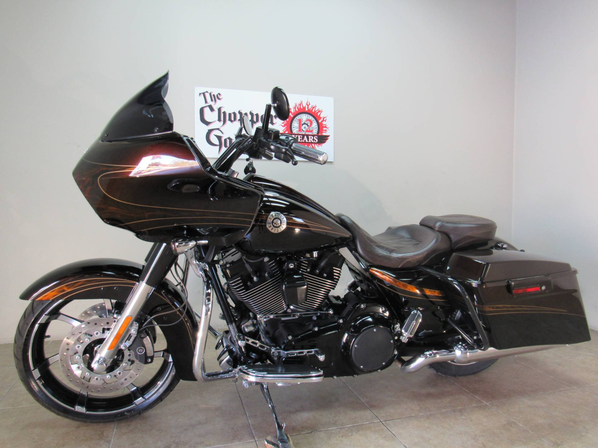 2012 Harley-Davidson CVO™ Road Glide® Custom in Temecula, California - Photo 23