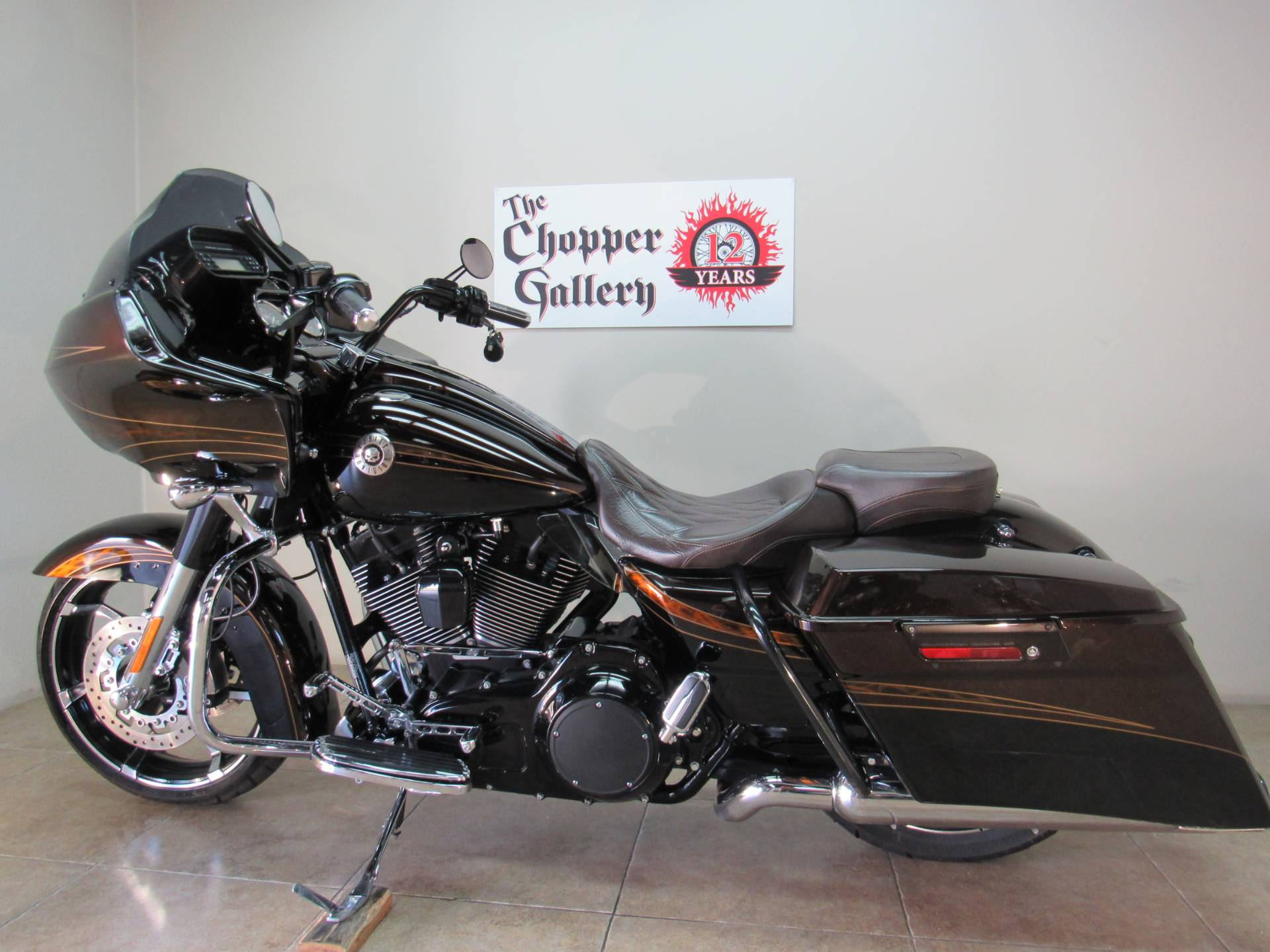 2012 Harley-Davidson CVO™ Road Glide® Custom in Temecula, California - Photo 24