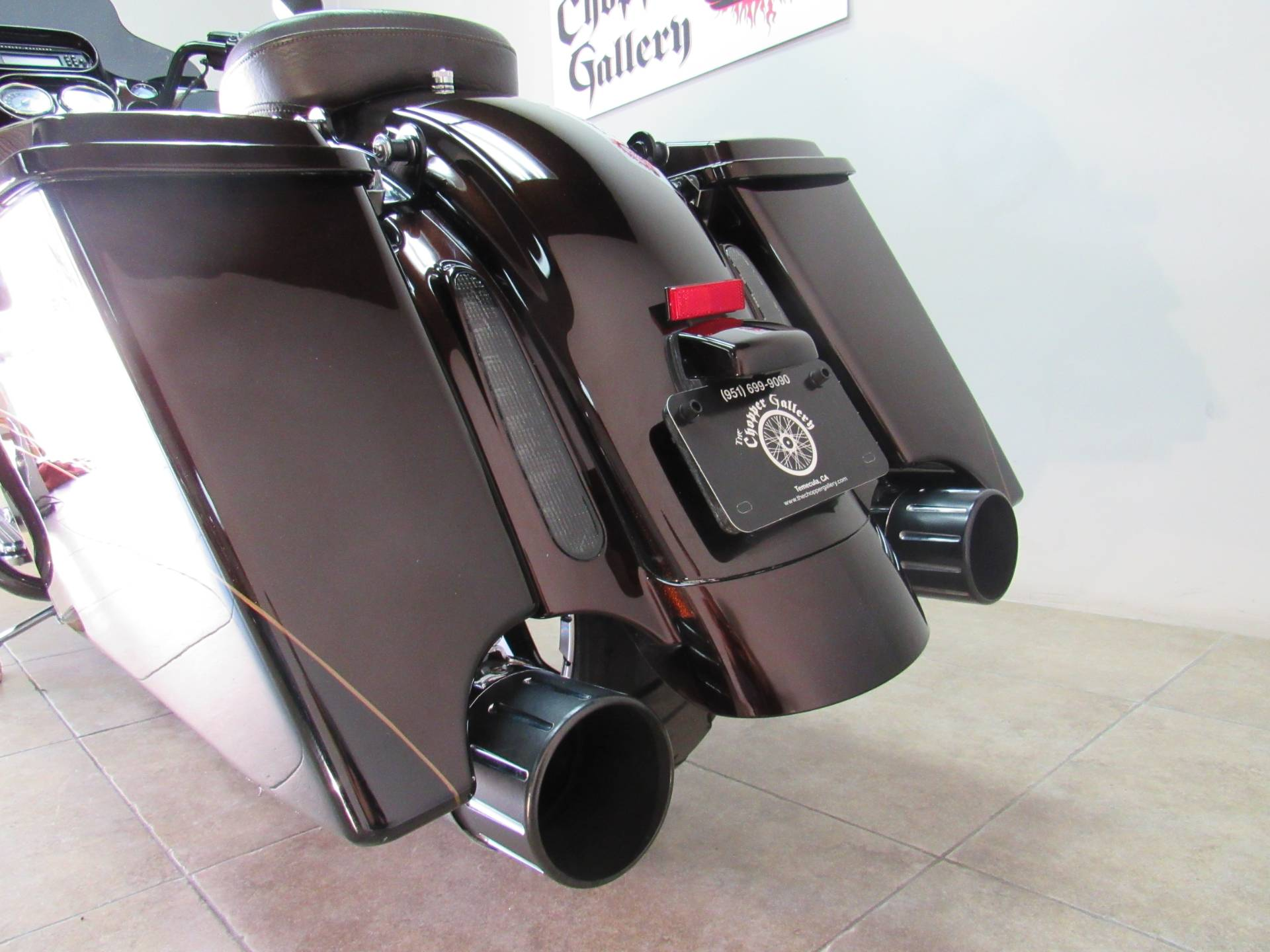 2012 Harley-Davidson CVO™ Road Glide® Custom in Temecula, California - Photo 7
