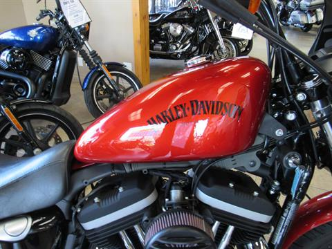 2013 Harley-Davidson Sportster® Iron 883™ in Temecula, California - Photo 7