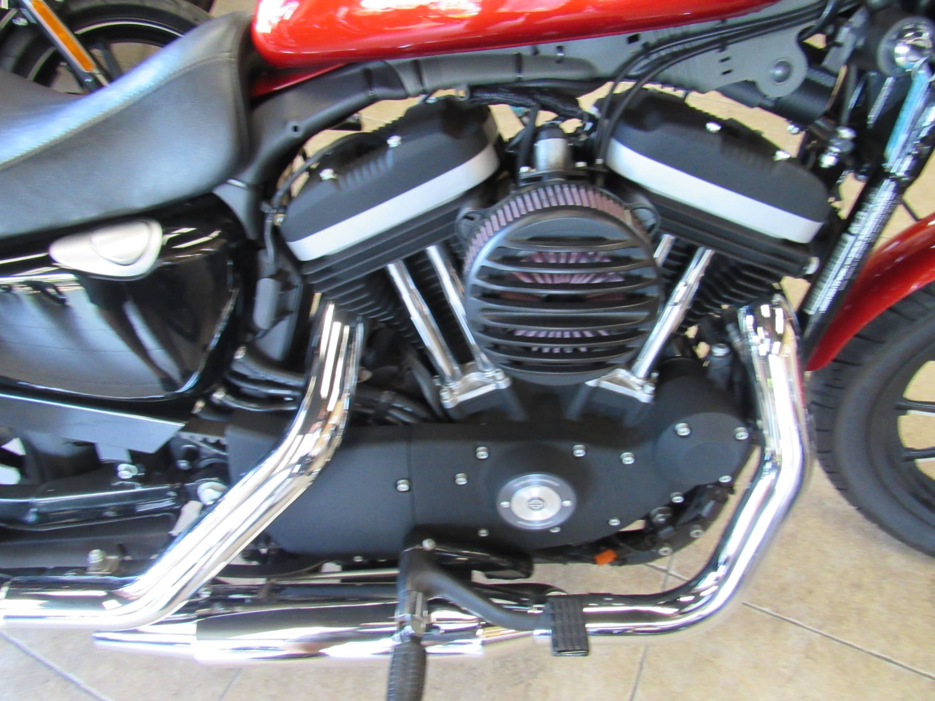 2013 Harley-Davidson Sportster® Iron 883™ in Temecula, California - Photo 8