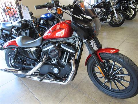 2013 Harley-Davidson Sportster® Iron 883™ in Temecula, California - Photo 2