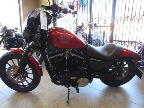 2013 Harley-Davidson Sportster® Iron 883™ in Temecula, California - Photo 14