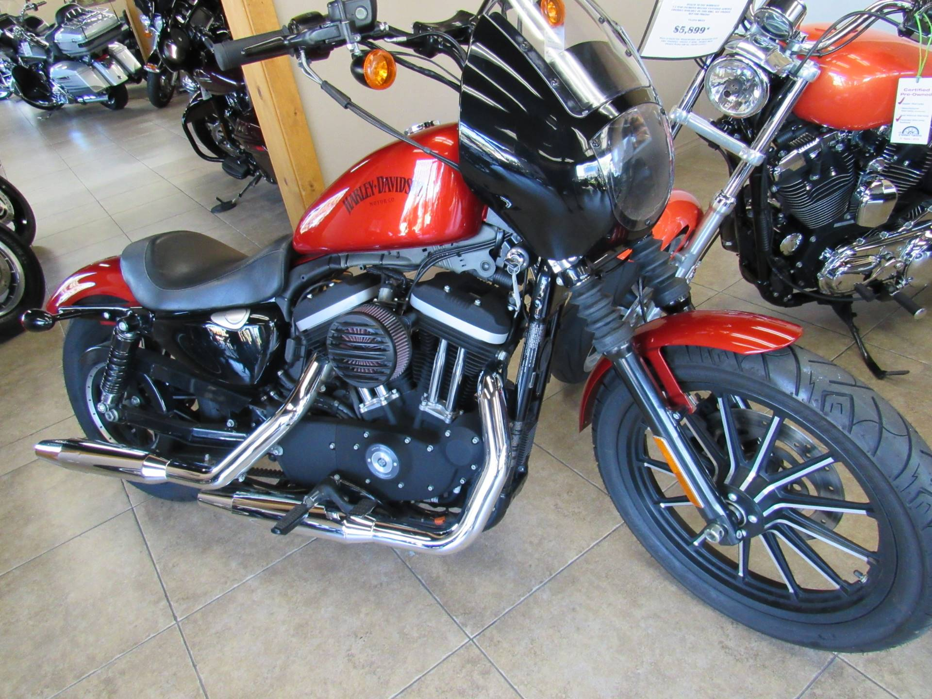 2013 Harley-Davidson Sportster® Iron 883™ in Temecula, California - Photo 6
