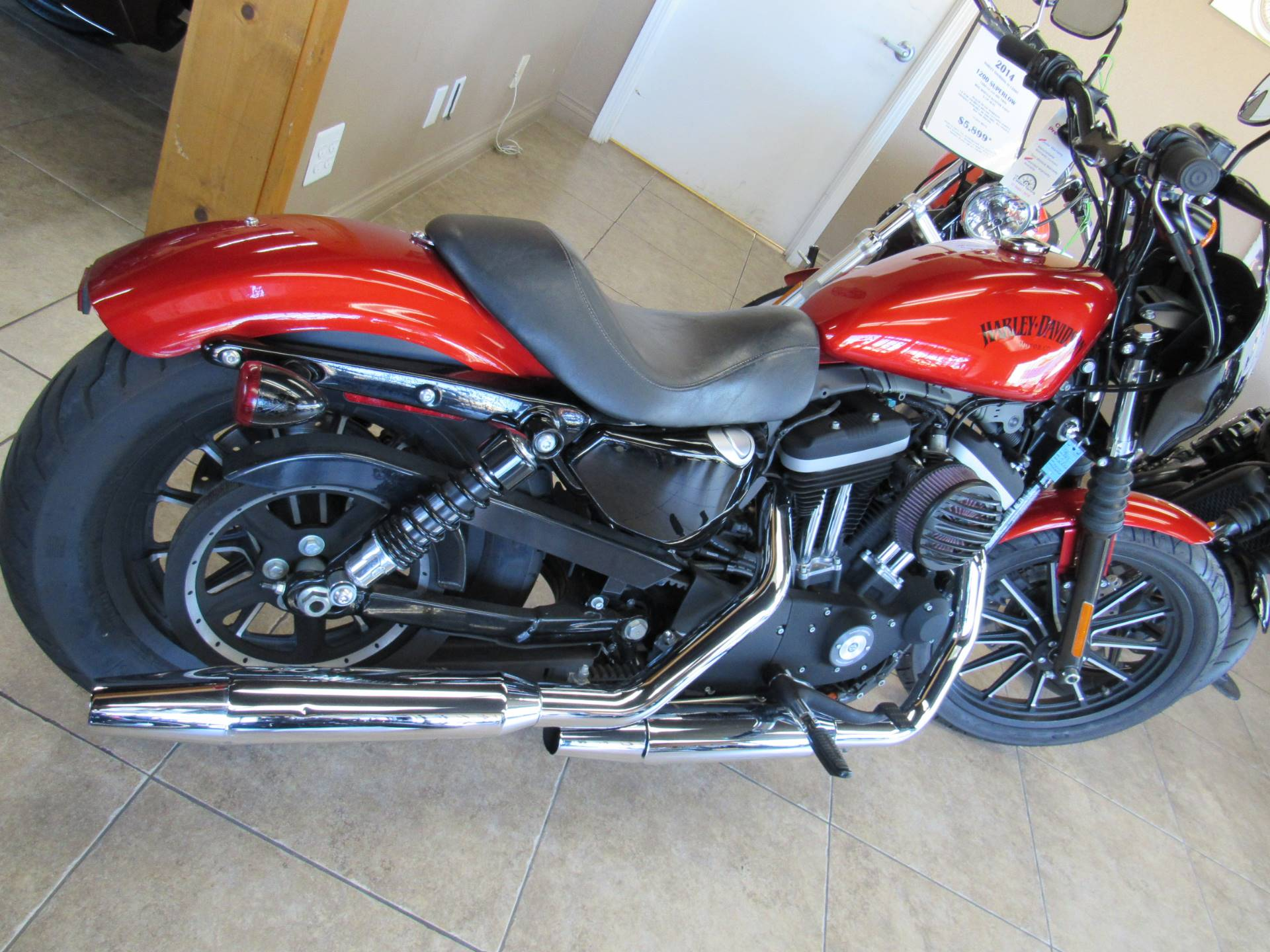 2013 Harley-Davidson Sportster® Iron 883™ in Temecula, California - Photo 16