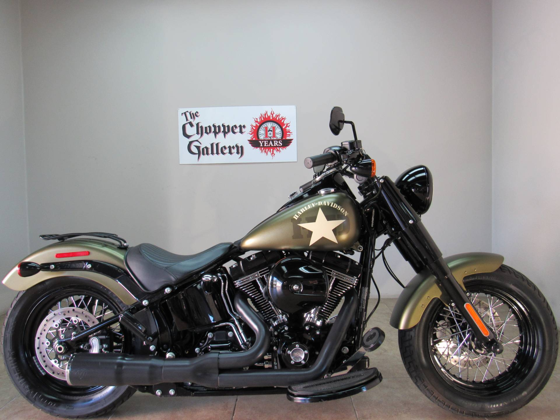 2016 Harley-Davidson Softail Slim® S in Temecula, California - Photo 2