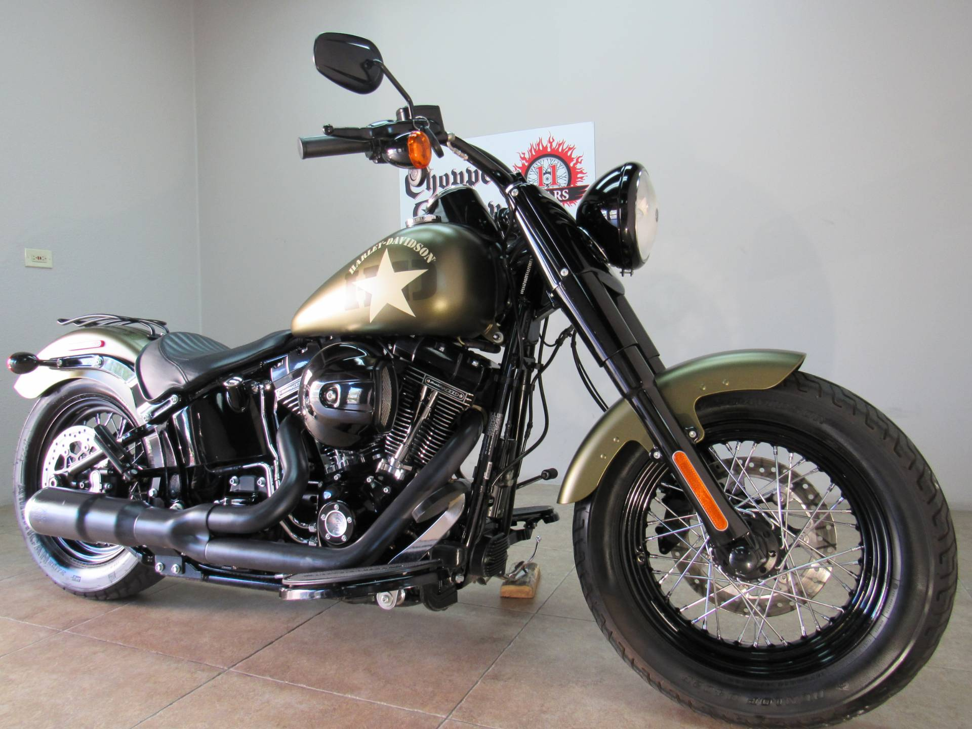 2016 Harley-Davidson Softail Slim® S in Temecula, California - Photo 4