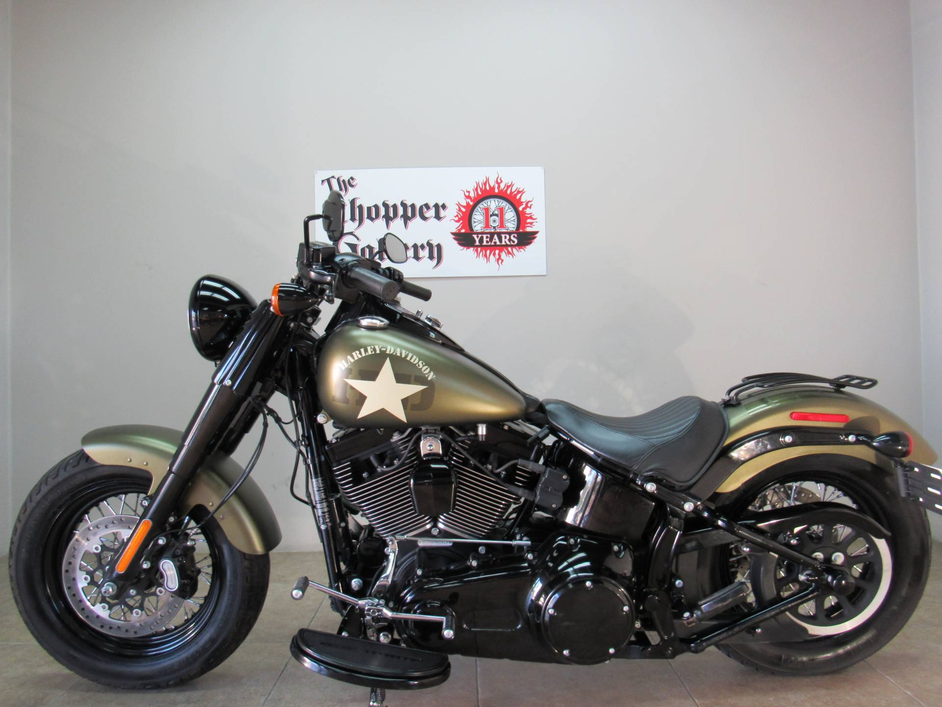 2016 Harley-Davidson Softail Slim® S in Temecula, California - Photo 1