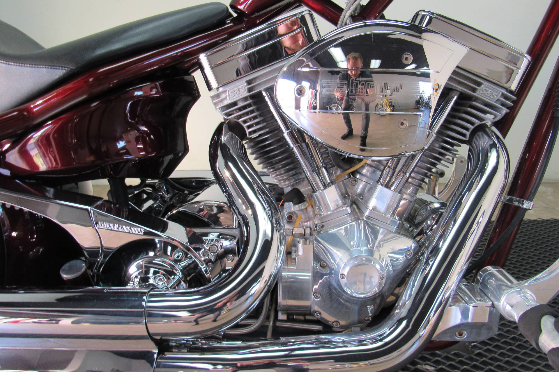 2006 Big Dog Motorcycles Ridgeback in Temecula, California - Photo 11