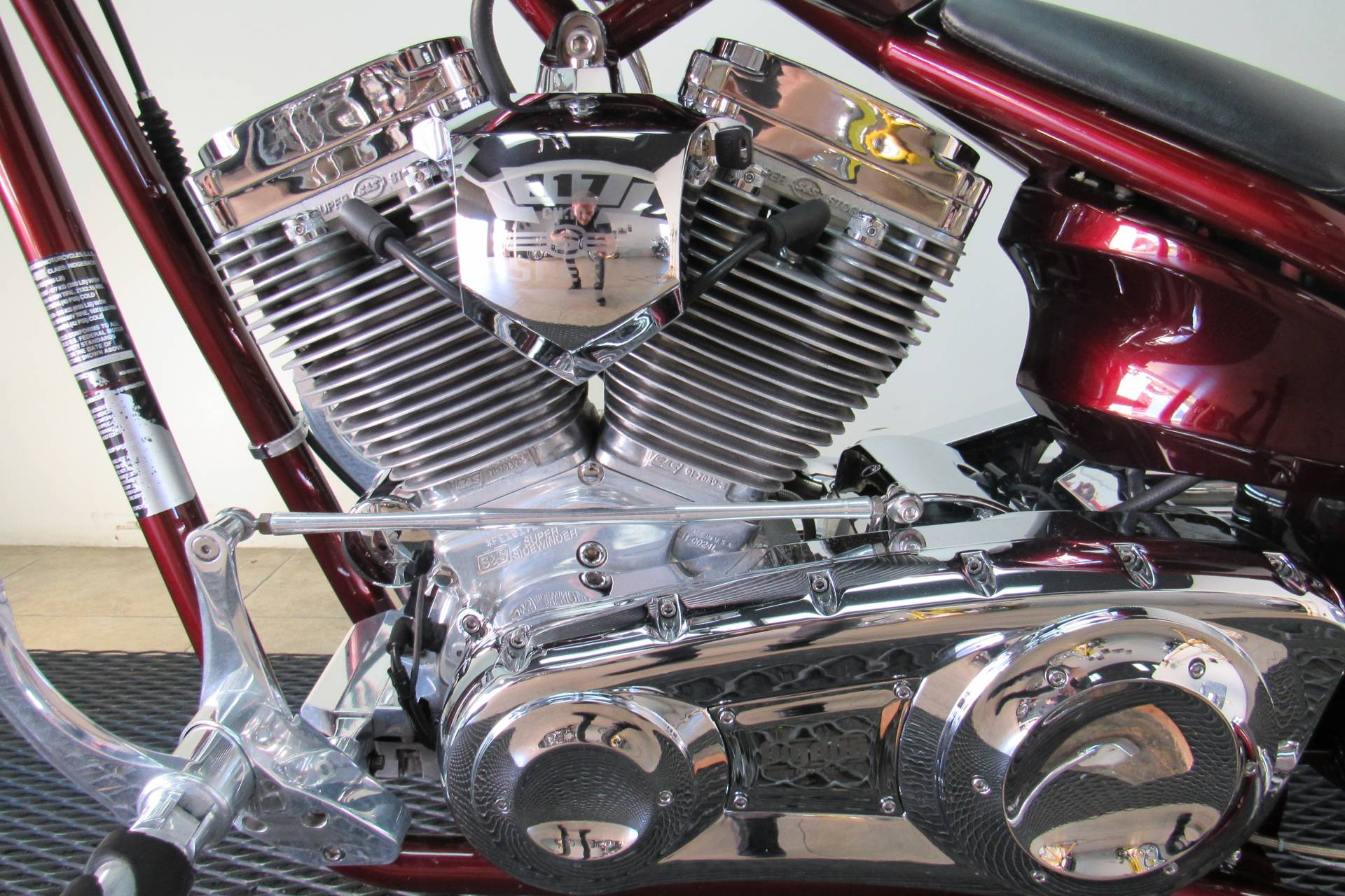 2006 Big Dog Motorcycles Ridgeback in Temecula, California - Photo 24