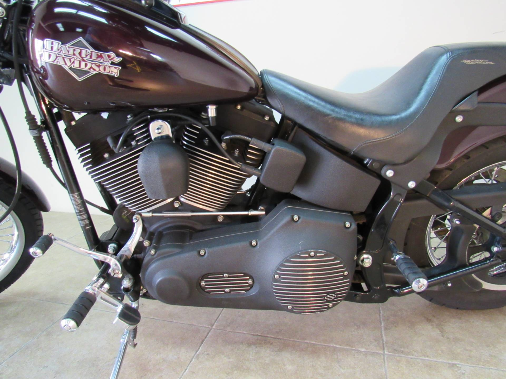 2005 Harley-Davidson FXSTB/FXSTBI Softail® Night Train® in Temecula, California