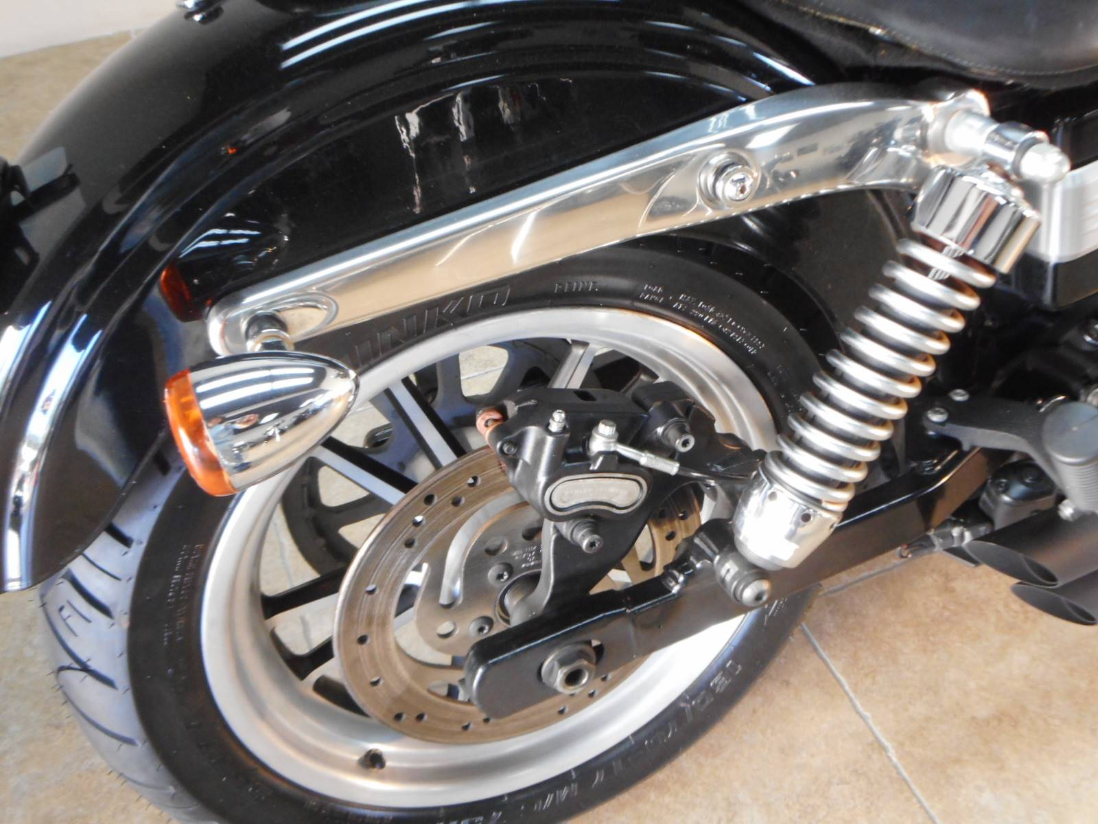 2009 Harley-Davidson Dyna® Super Glide® Custom in Temecula, California
