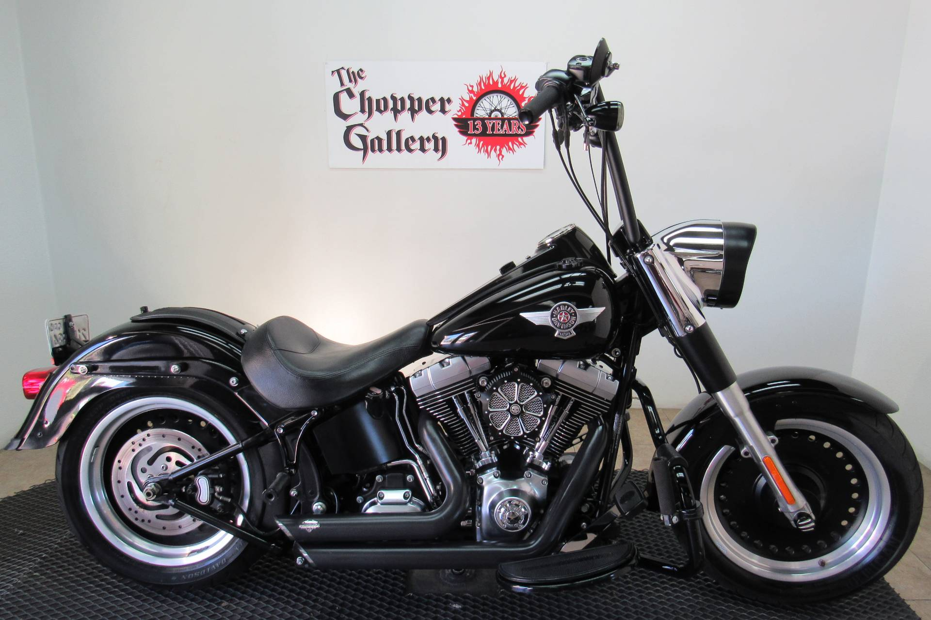 2012 Harley-Davidson Softail® Fat Boy® Lo in Temecula, California - Photo 1