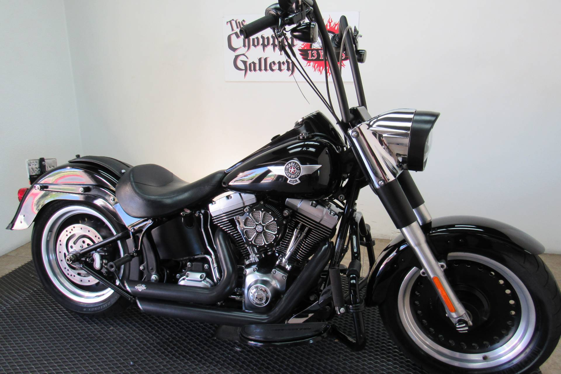 2012 Harley-Davidson Softail® Fat Boy® Lo in Temecula, California - Photo 3