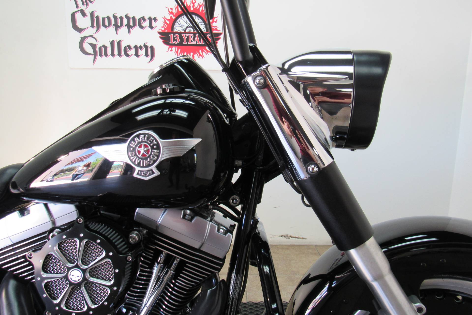 2012 Harley-Davidson Softail® Fat Boy® Lo in Temecula, California - Photo 9
