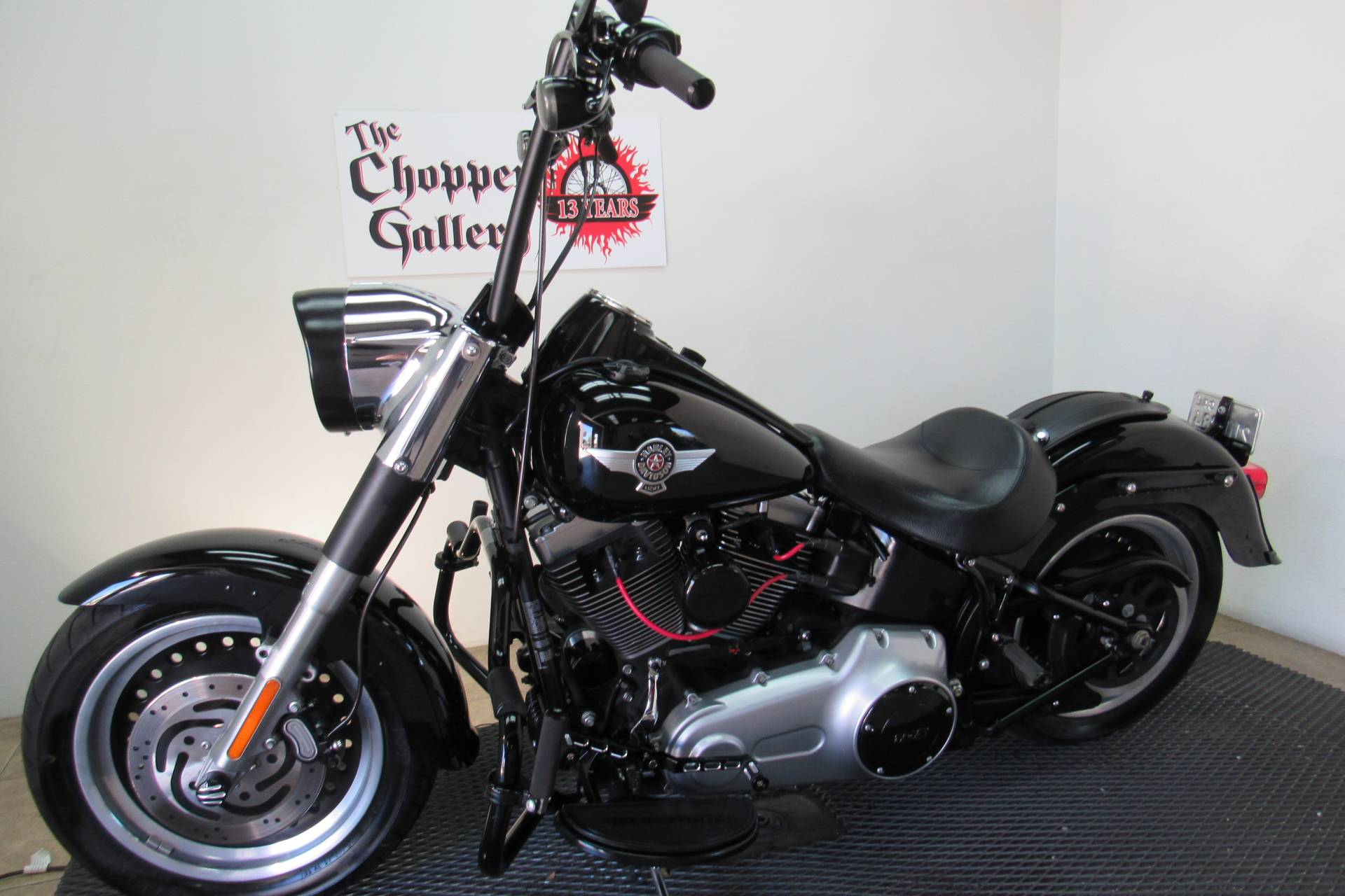 2012 Harley-Davidson Softail® Fat Boy® Lo in Temecula, California - Photo 4