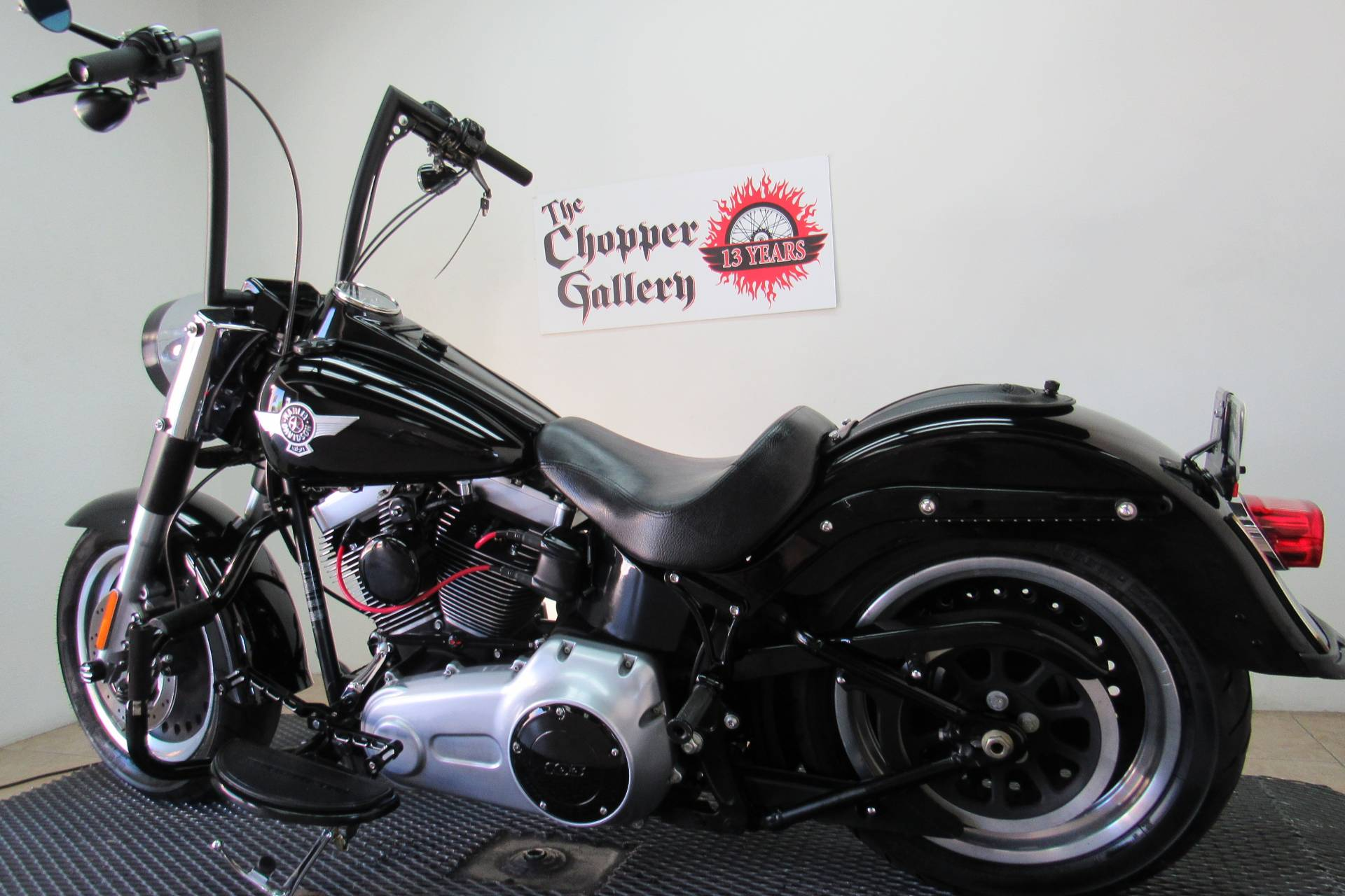 2012 Harley-Davidson Softail® Fat Boy® Lo in Temecula, California - Photo 6