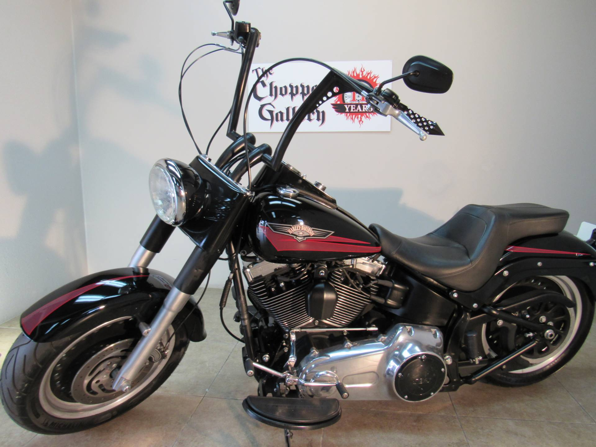 2012 Harley-Davidson Softail® Fat Boy® Lo in Temecula, California