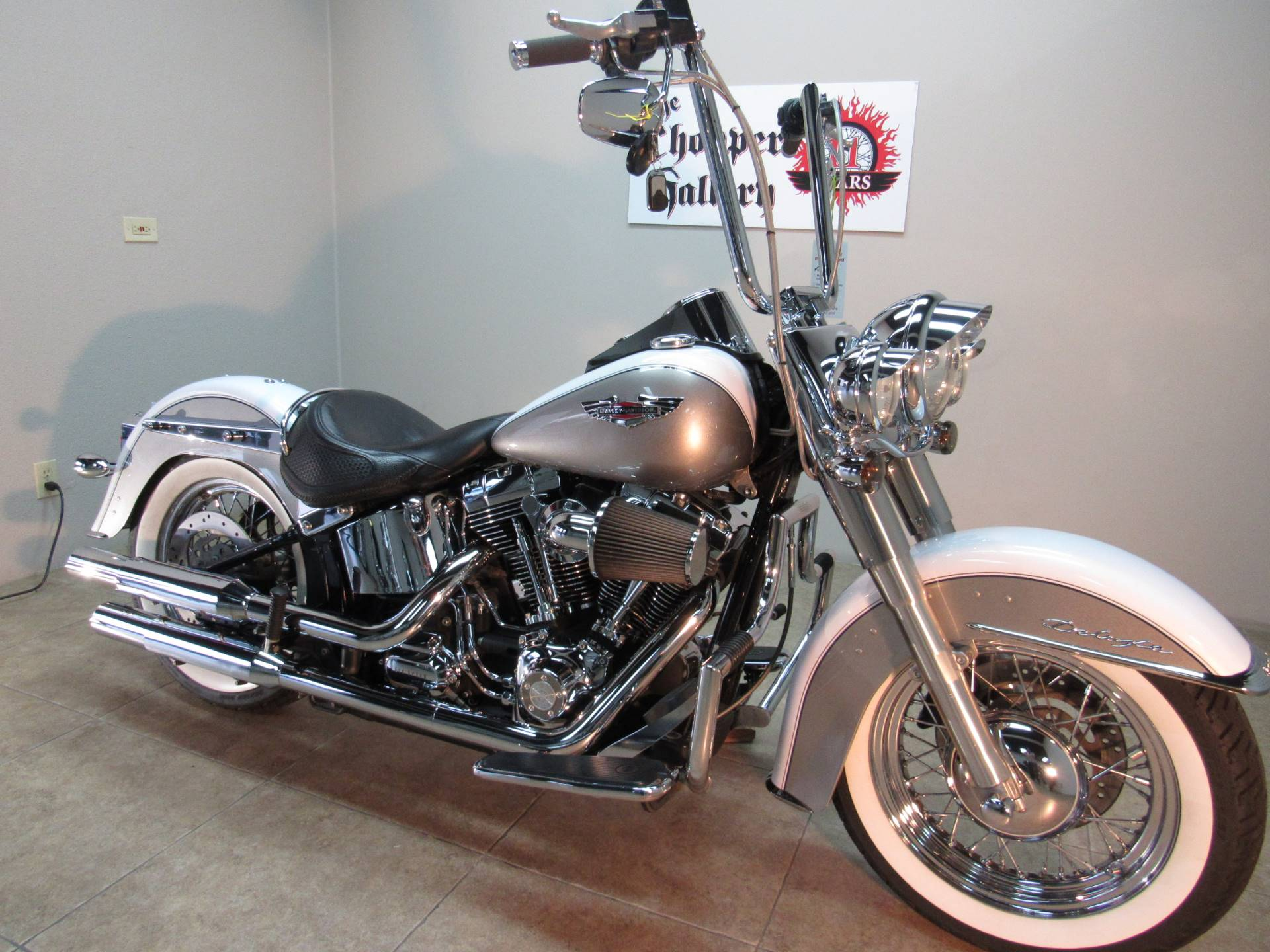 2008 Harley Davidson Deluxe For Sale