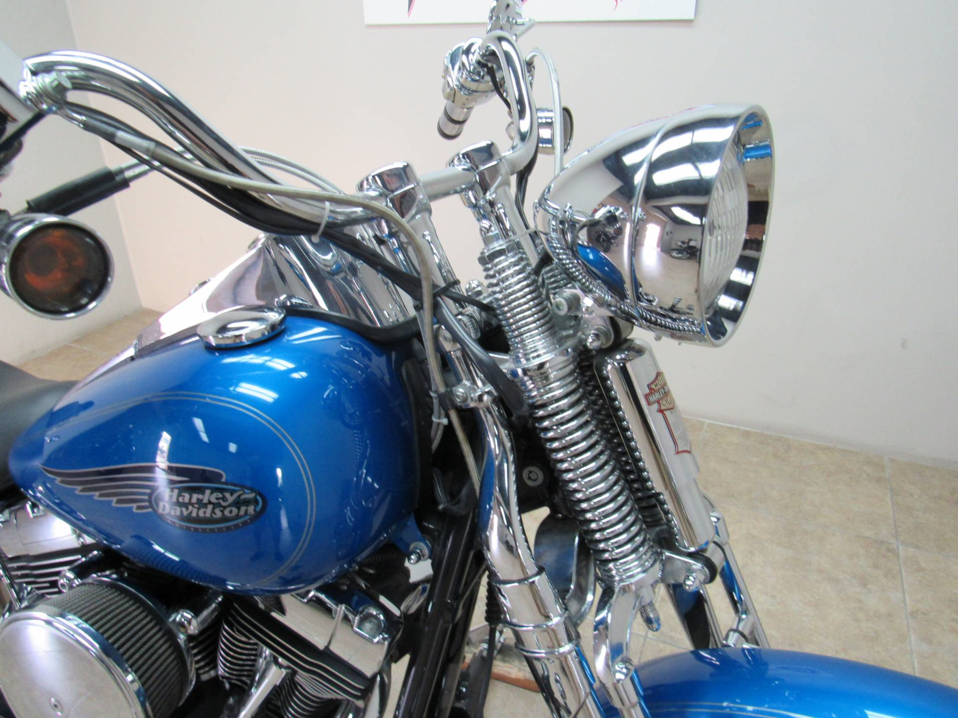 2002 Harley-Davidson FXSTS/FXSTSI Springer®  Softail® in Temecula, California - Photo 4