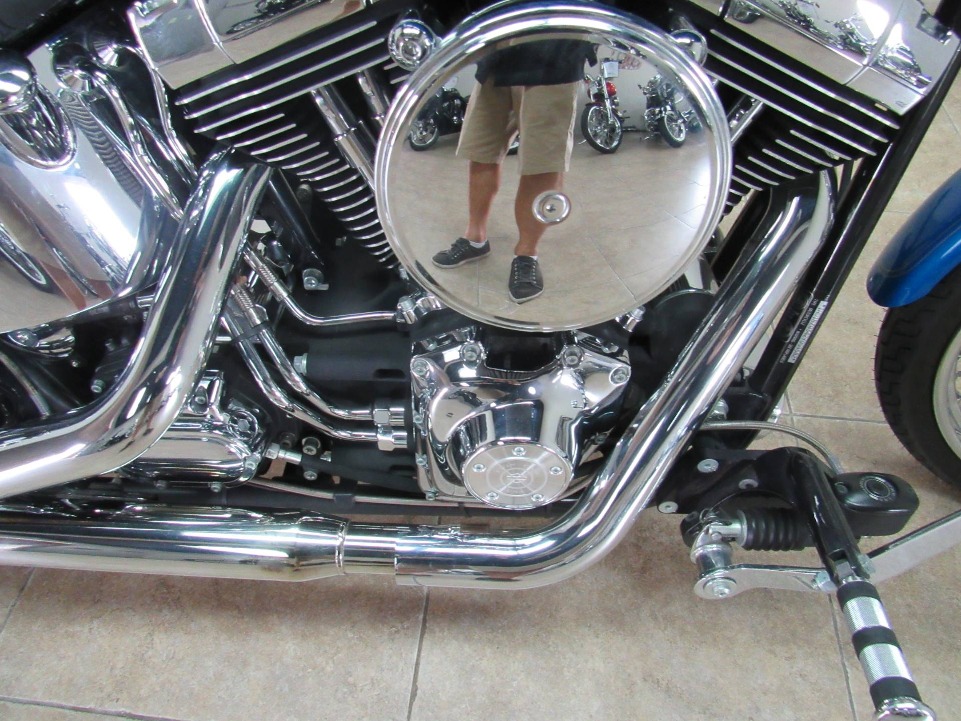 2002 Harley-Davidson FXSTS/FXSTSI Springer®  Softail® in Temecula, California - Photo 11