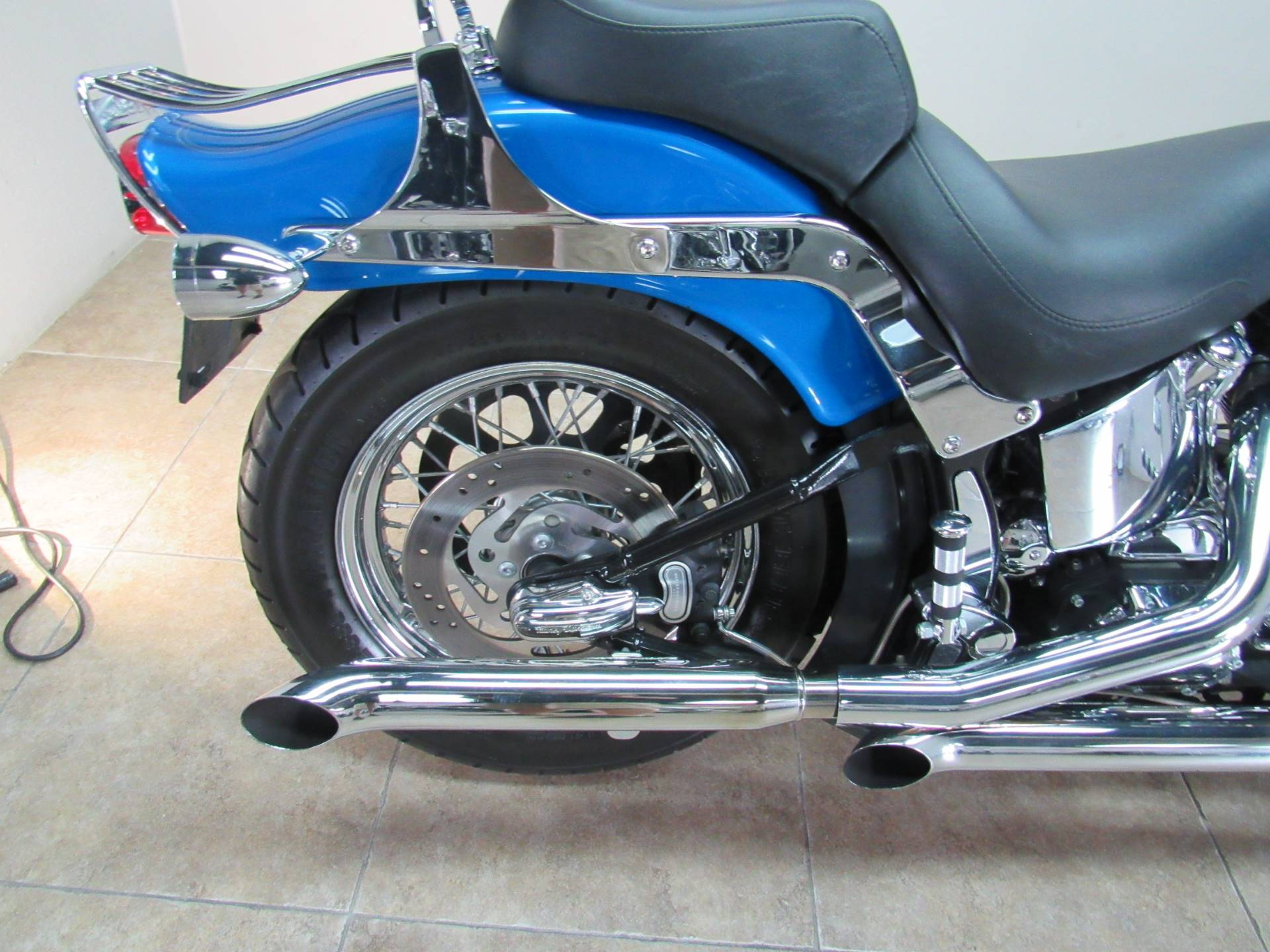 2002 Harley-Davidson FXSTS/FXSTSI Springer®  Softail® in Temecula, California - Photo 13