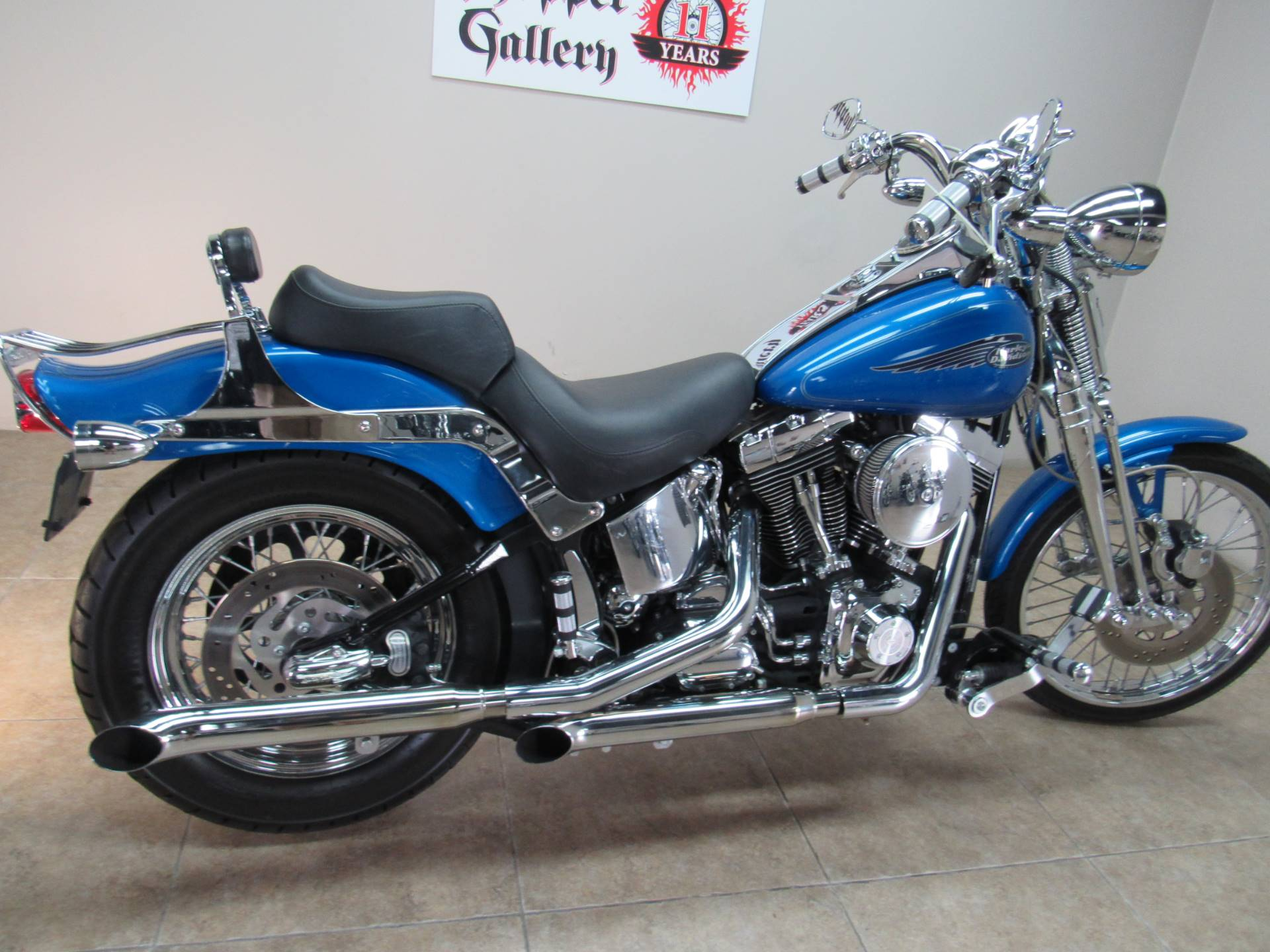 2002 Harley-Davidson FXSTS/FXSTSI Springer®  Softail® in Temecula, California - Photo 14