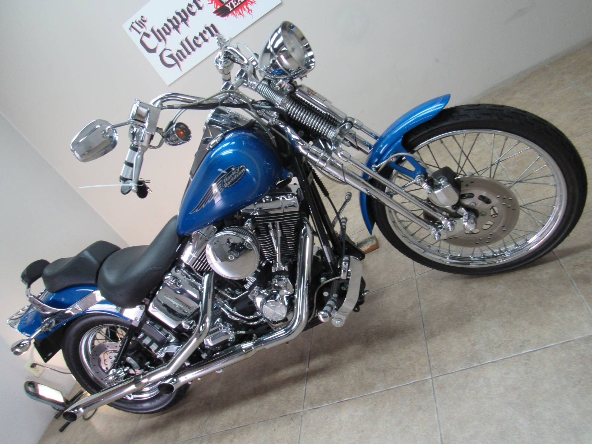 2002 Harley-Davidson FXSTS/FXSTSI Springer®  Softail® in Temecula, California - Photo 17