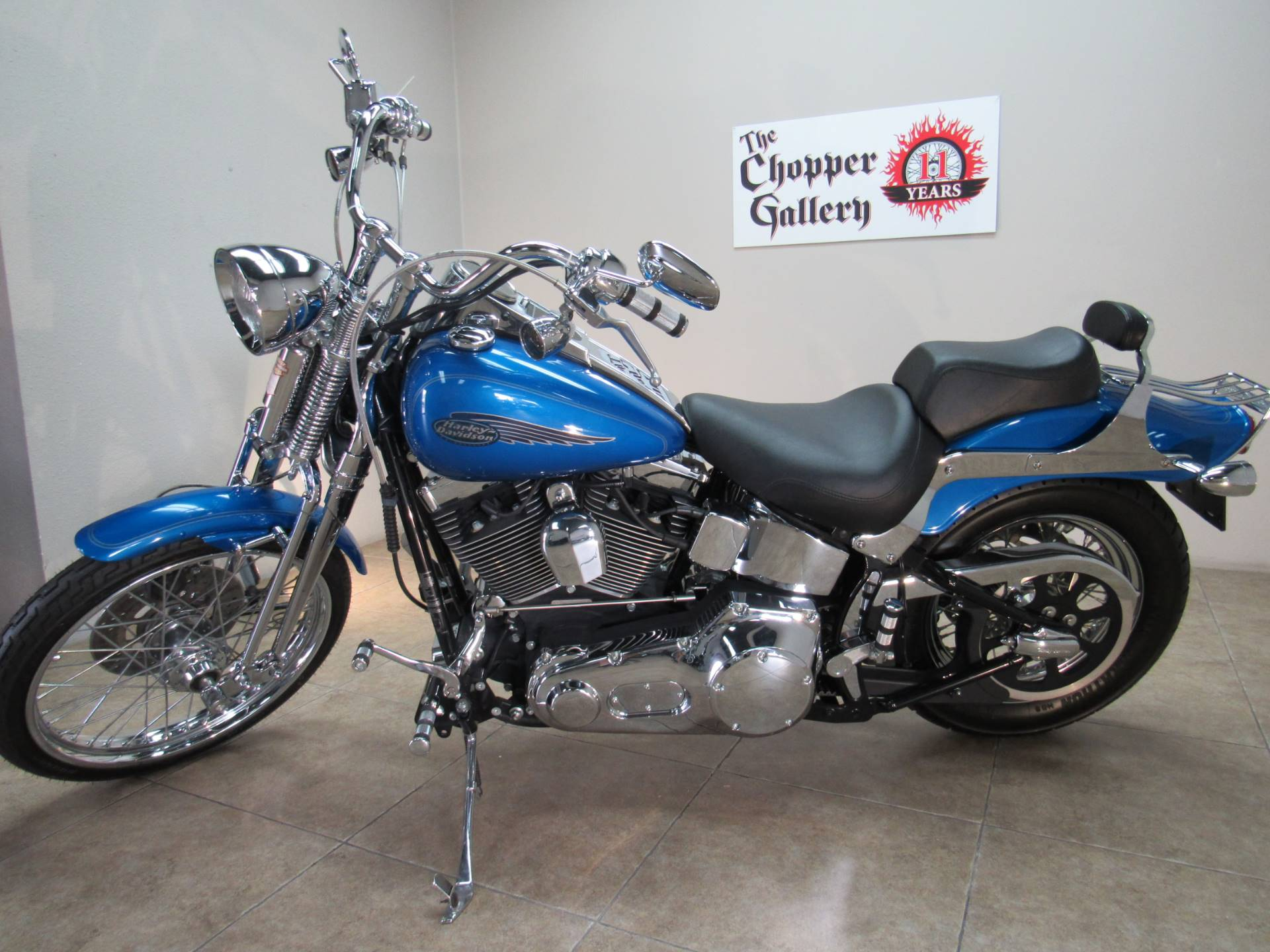 2002 Harley-Davidson FXSTS/FXSTSI Springer®  Softail® in Temecula, California - Photo 24