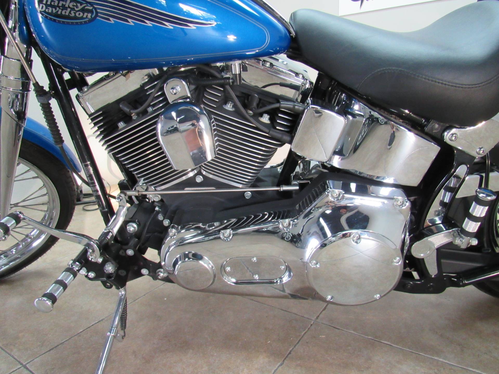 2002 Harley-Davidson FXSTS/FXSTSI Springer®  Softail® in Temecula, California - Photo 25