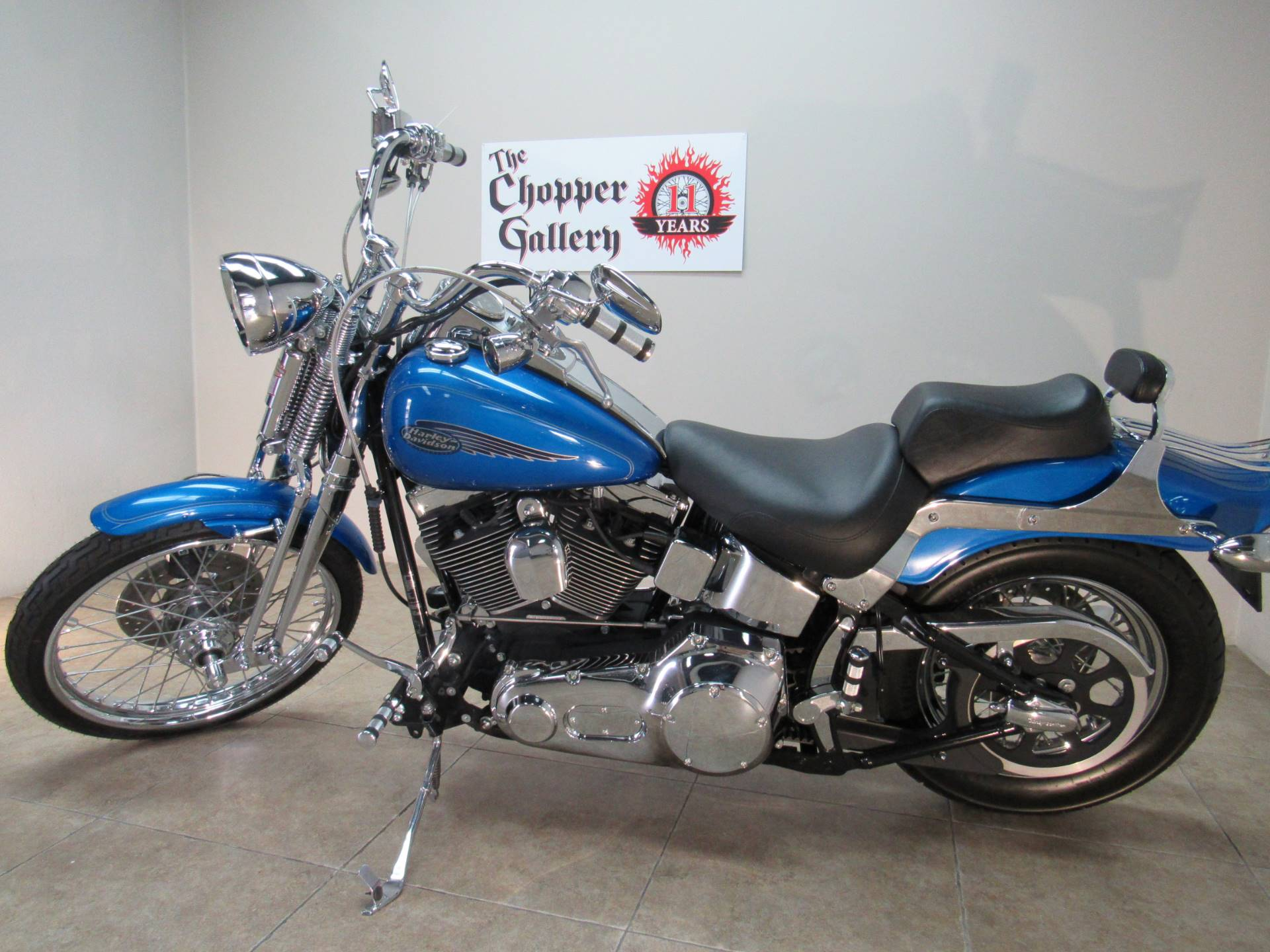 2002 Harley-Davidson FXSTS/FXSTSI Springer®  Softail® in Temecula, California - Photo 27