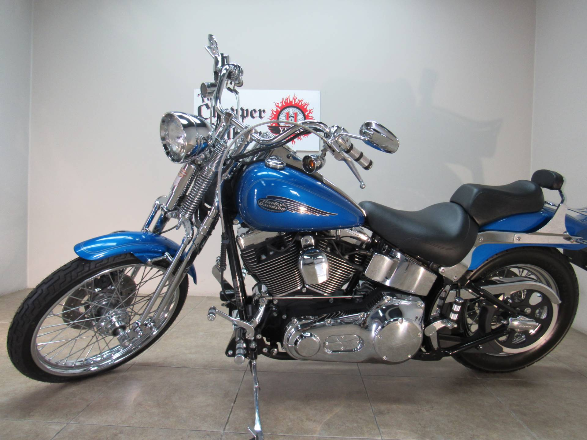 2002 Harley-Davidson FXSTS/FXSTSI Springer®  Softail® in Temecula, California - Photo 28