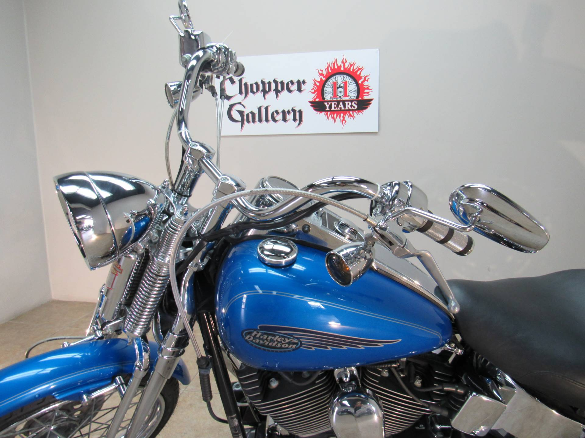 2002 Harley-Davidson FXSTS/FXSTSI Springer®  Softail® in Temecula, California - Photo 29