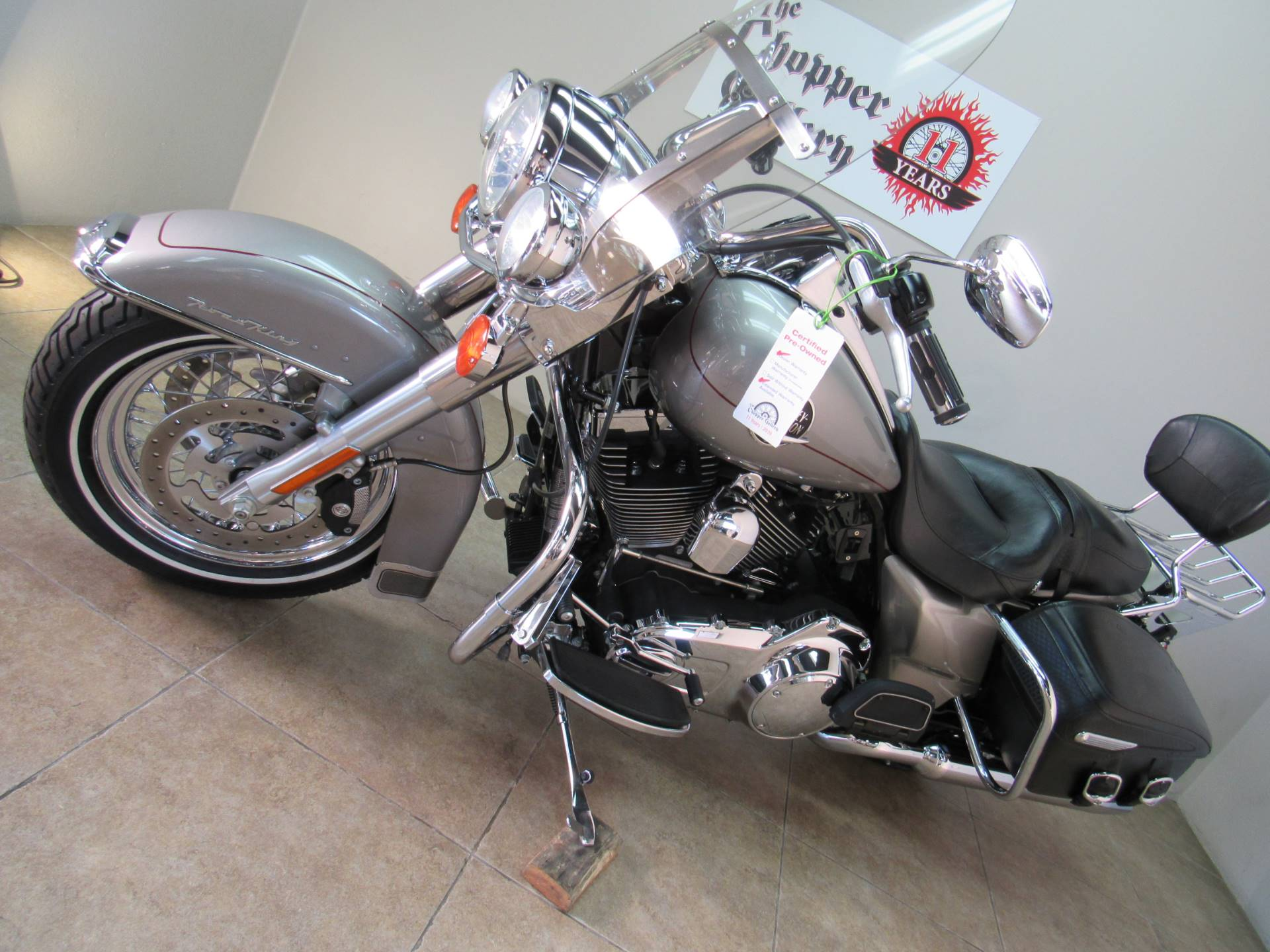 2009 Harley-Davidson Road King® Classic in Temecula, California - Photo 30
