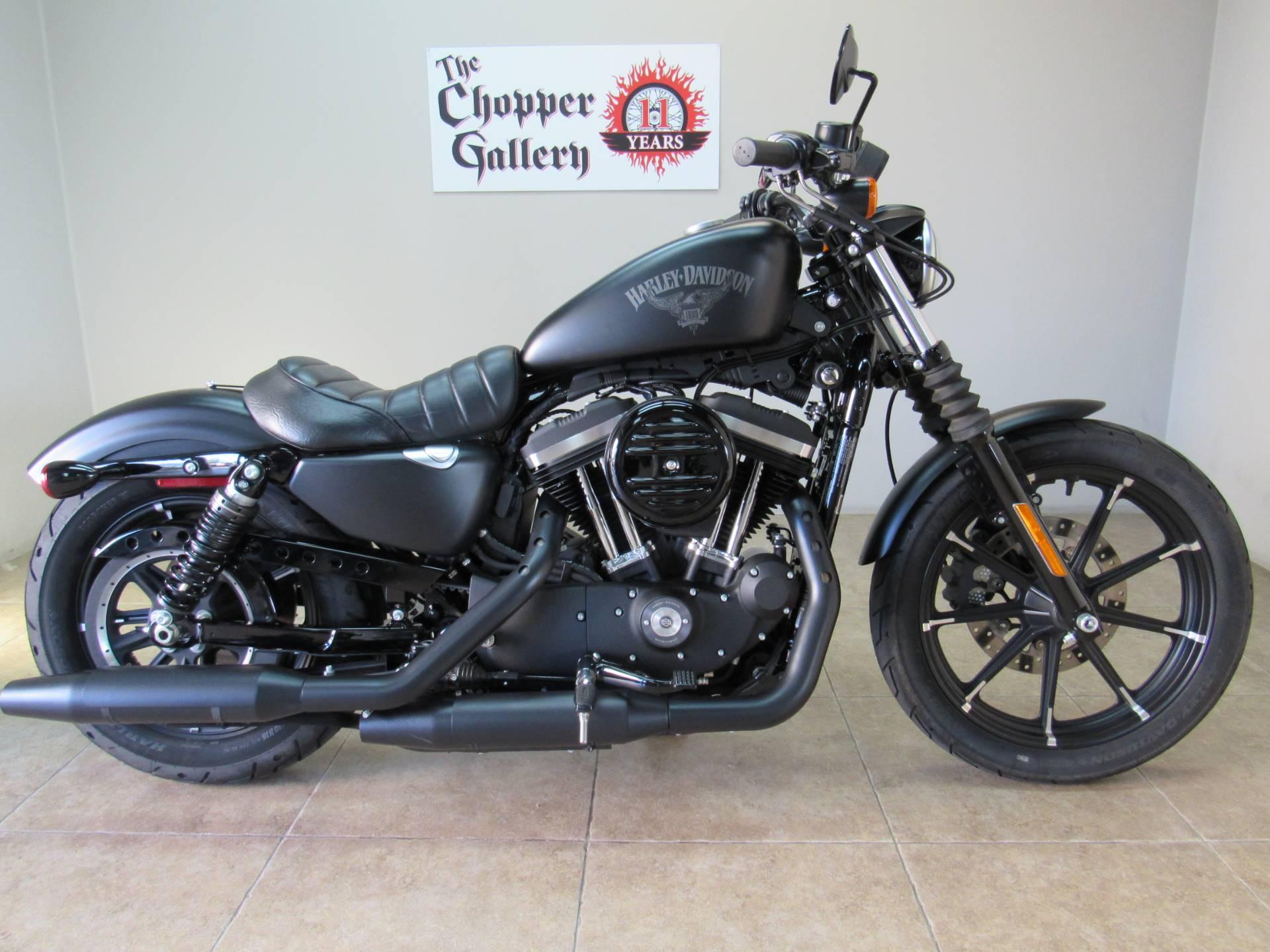 2017 Harley Davidson Iron 883 In Temecula California Photo 15