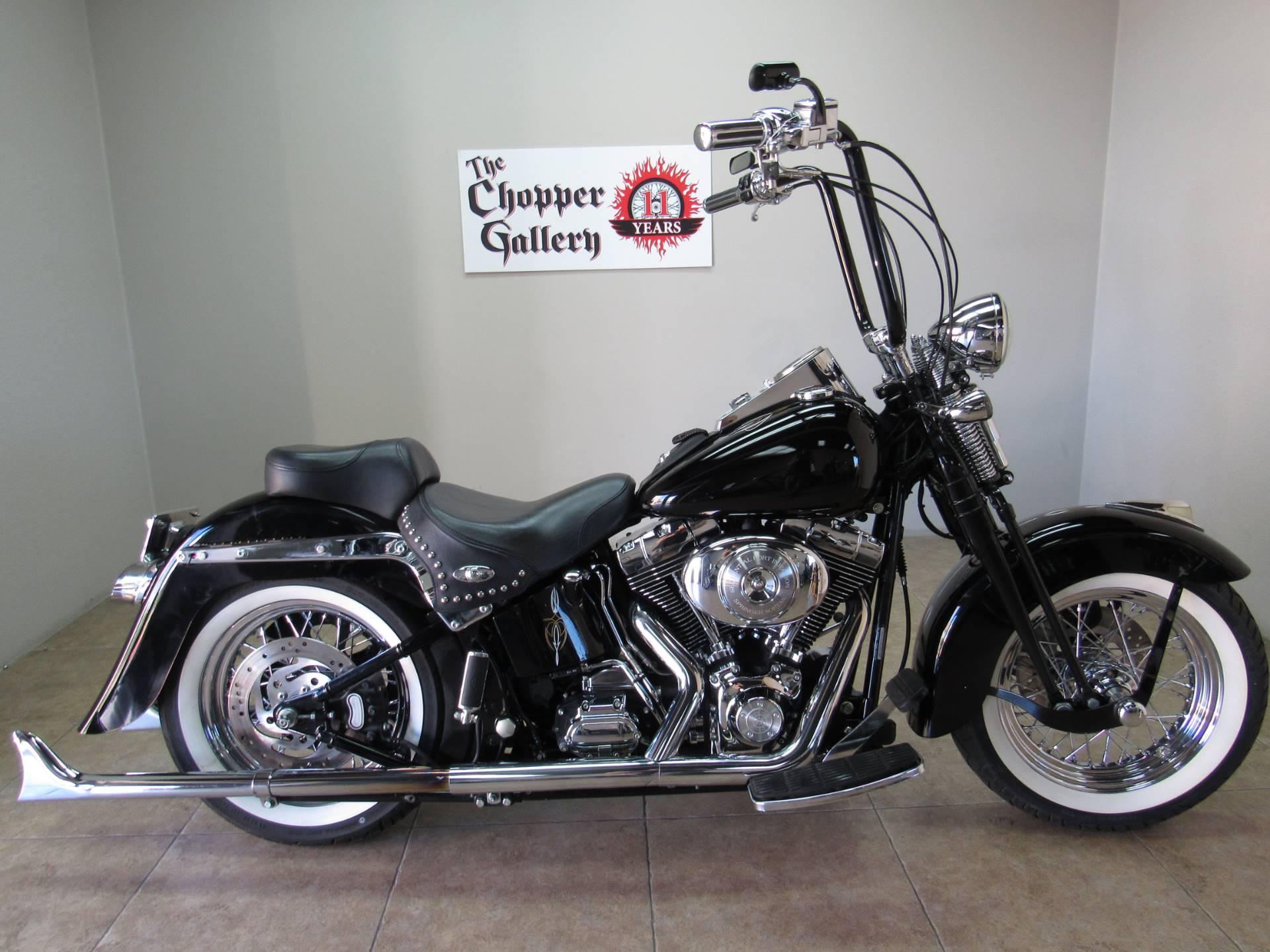 2005 Harley-Davidson FLSTSC/FLSTSCI Softail® Springer® Classic in Temecula,  California