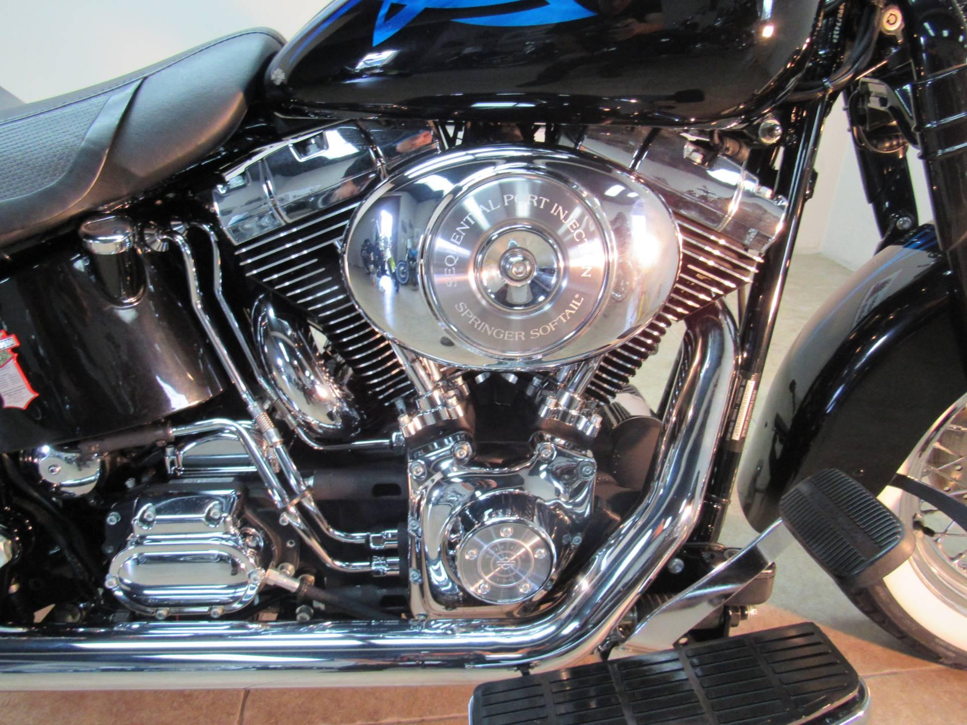 2005 Harley-Davidson FLSTSC/FLSTSCI Softail Springer Classic 6