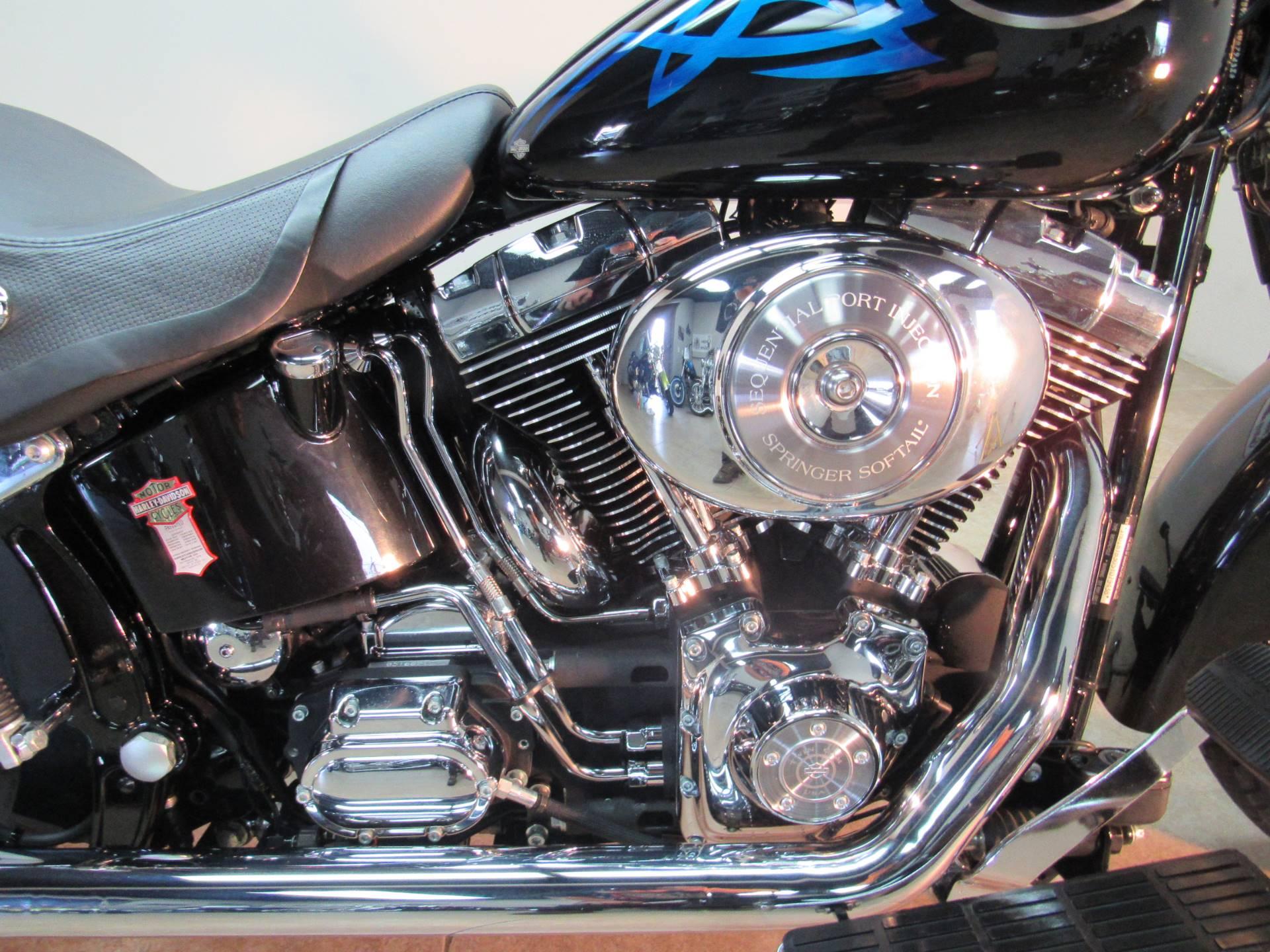 2005 Harley-Davidson FLSTSC/FLSTSCI Softail Springer Classic 9