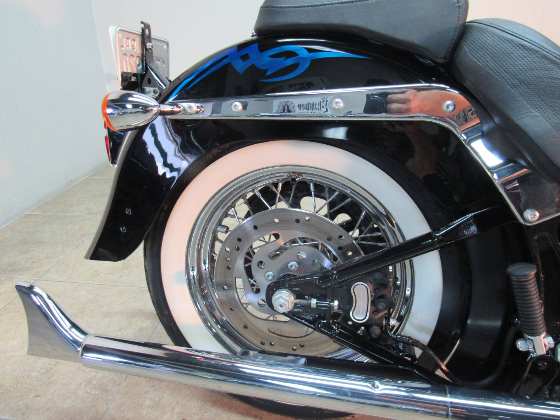 2005 Harley-Davidson FLSTSC/FLSTSCI Softail Springer Classic 10