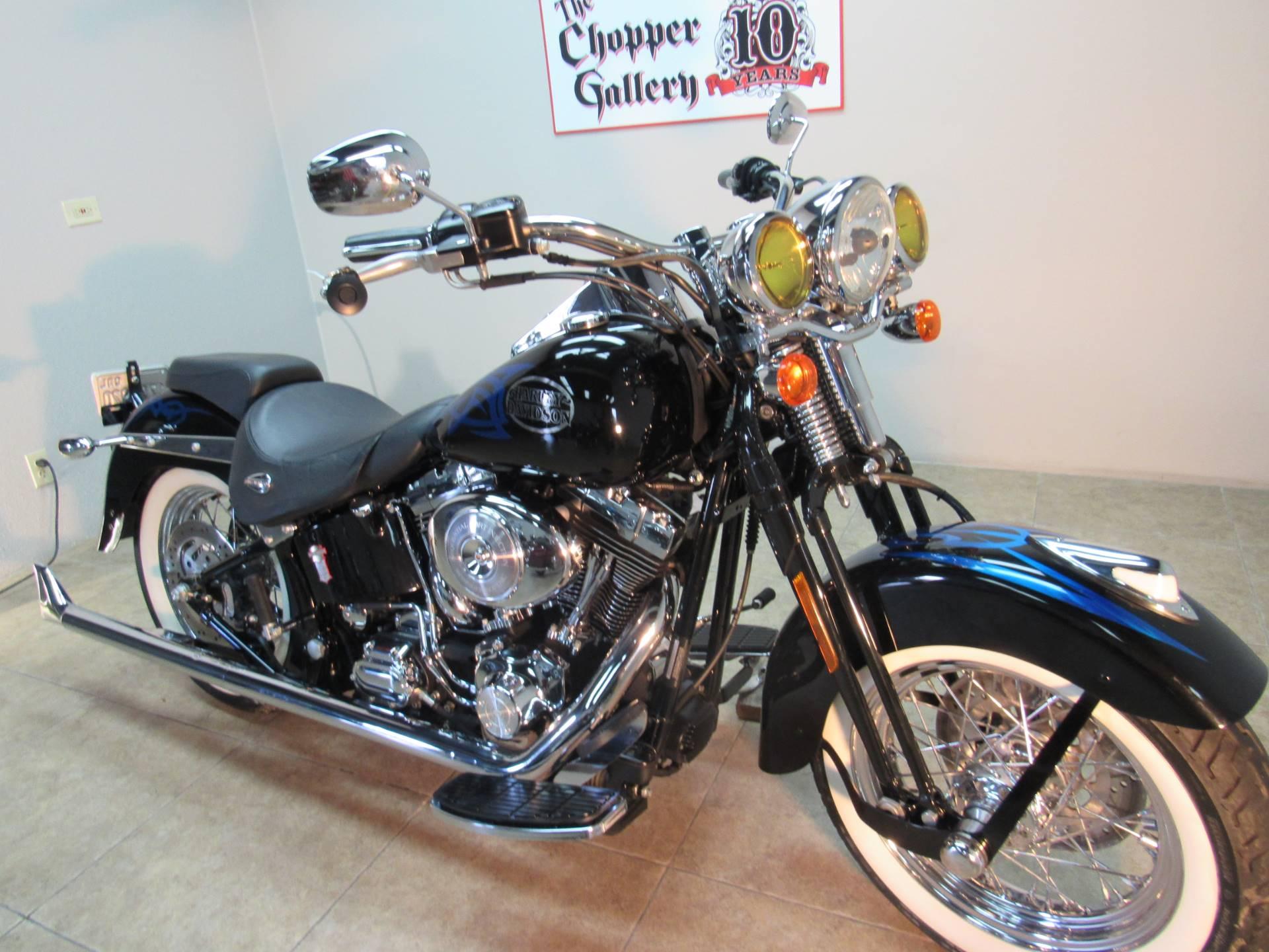 2005 Harley-Davidson FLSTSC/FLSTSCI Softail Springer Classic 11