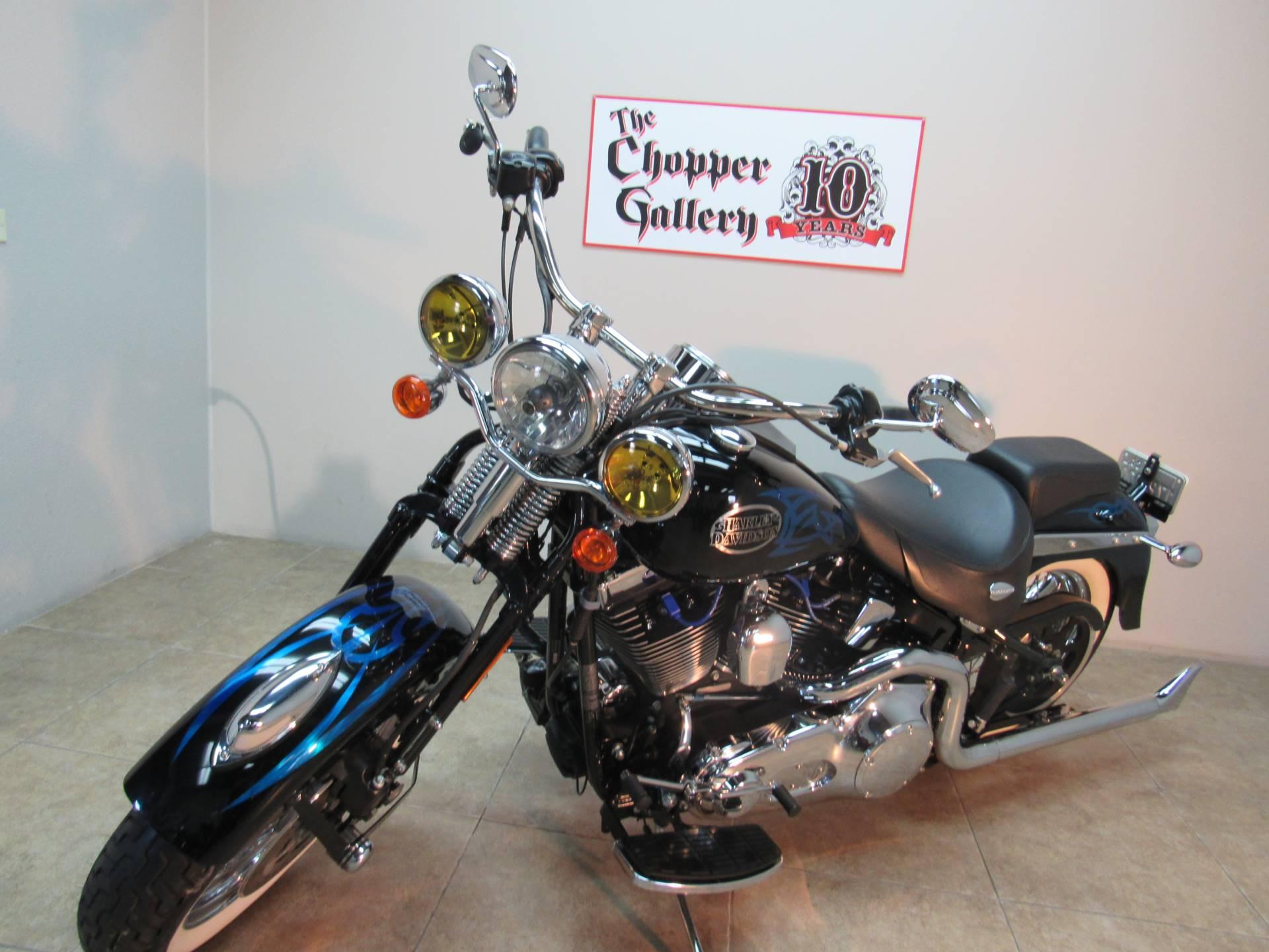 2005 Harley-Davidson FLSTSC/FLSTSCI Softail Springer Classic 8