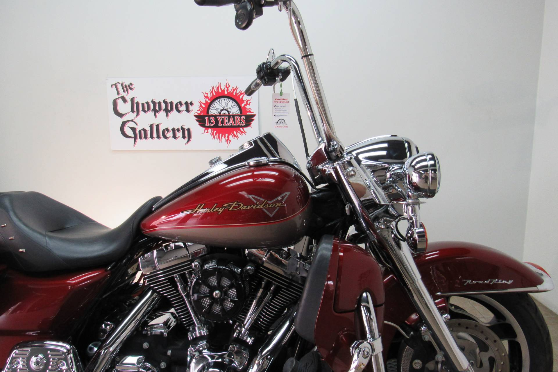 2009 Harley-Davidson Road King® in Temecula, California - Photo 9