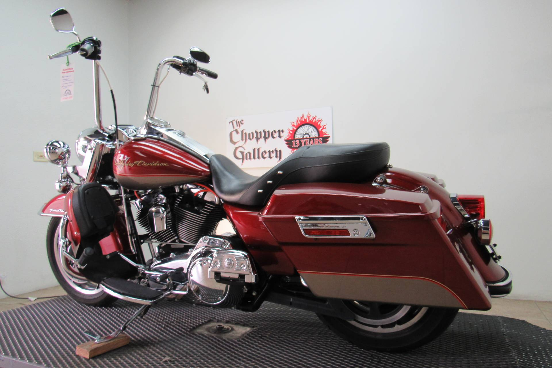 2009 Harley-Davidson Road King® in Temecula, California - Photo 6