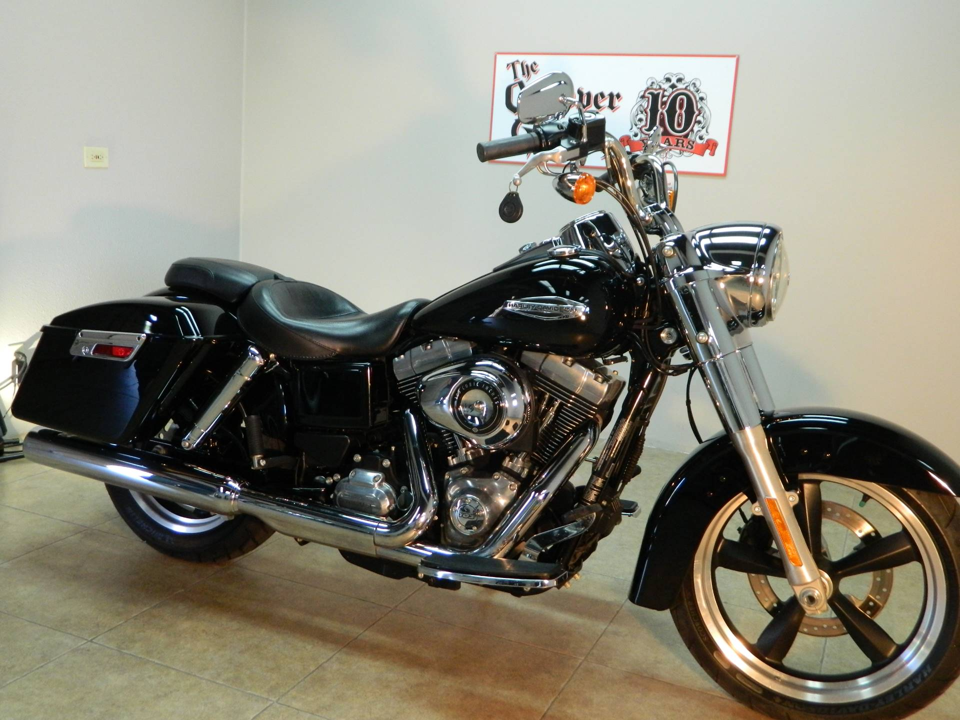 Used 2014 Harley-Davidson Dyna® Switchback™ Motorcycles in Temecula ...