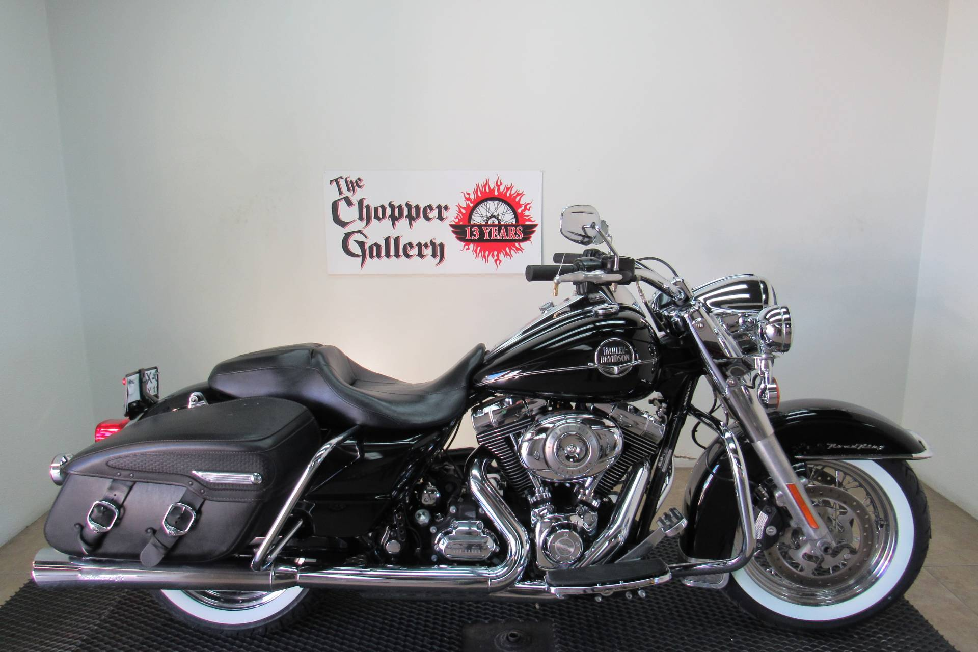 Used 2010 Harley Davidson Road King Classic Motorcycles In Temecula Ca Stock Number V0666624