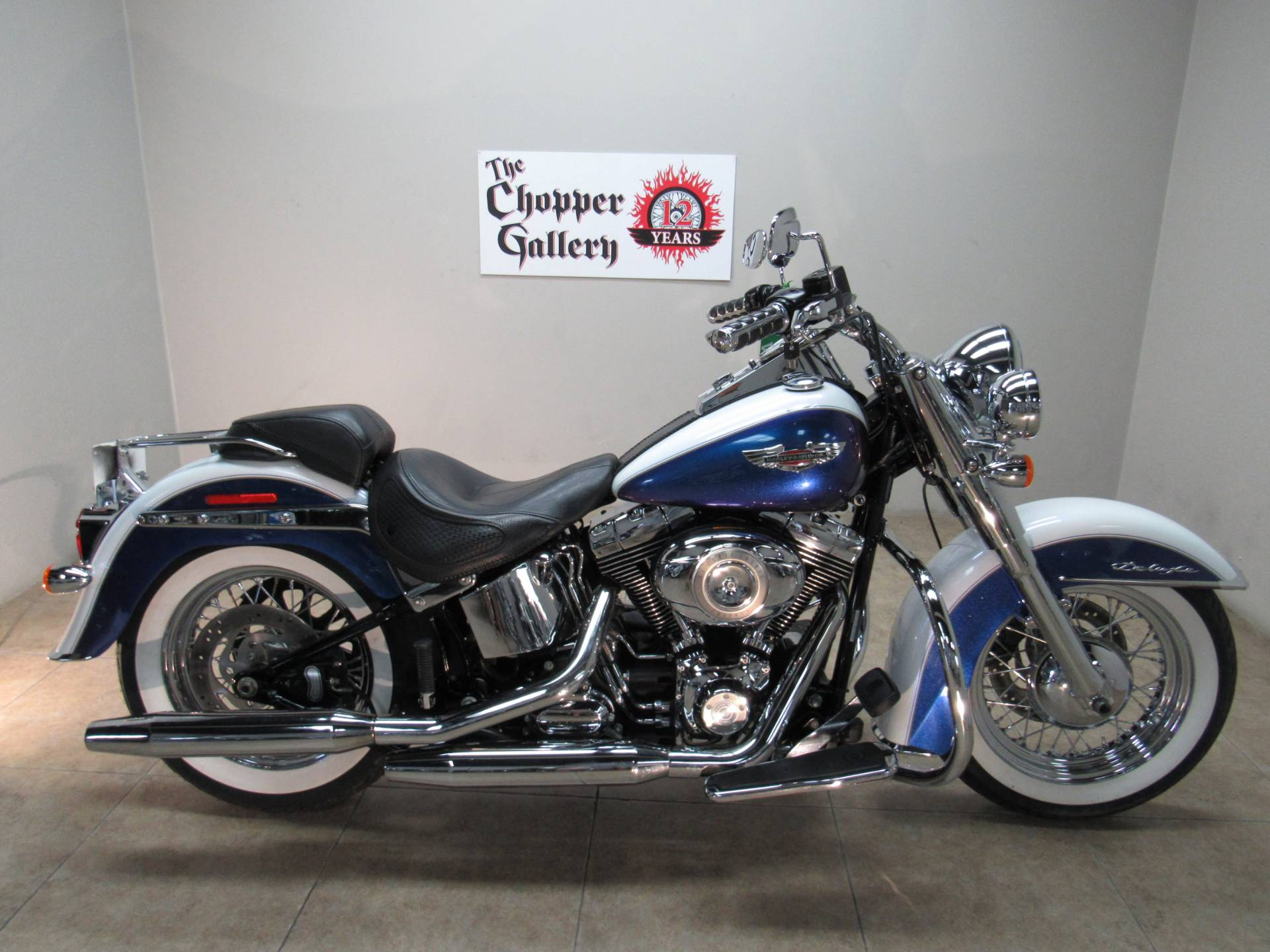 2010 Harley-Davidson Softail® Deluxe in Temecula, California - Photo 1