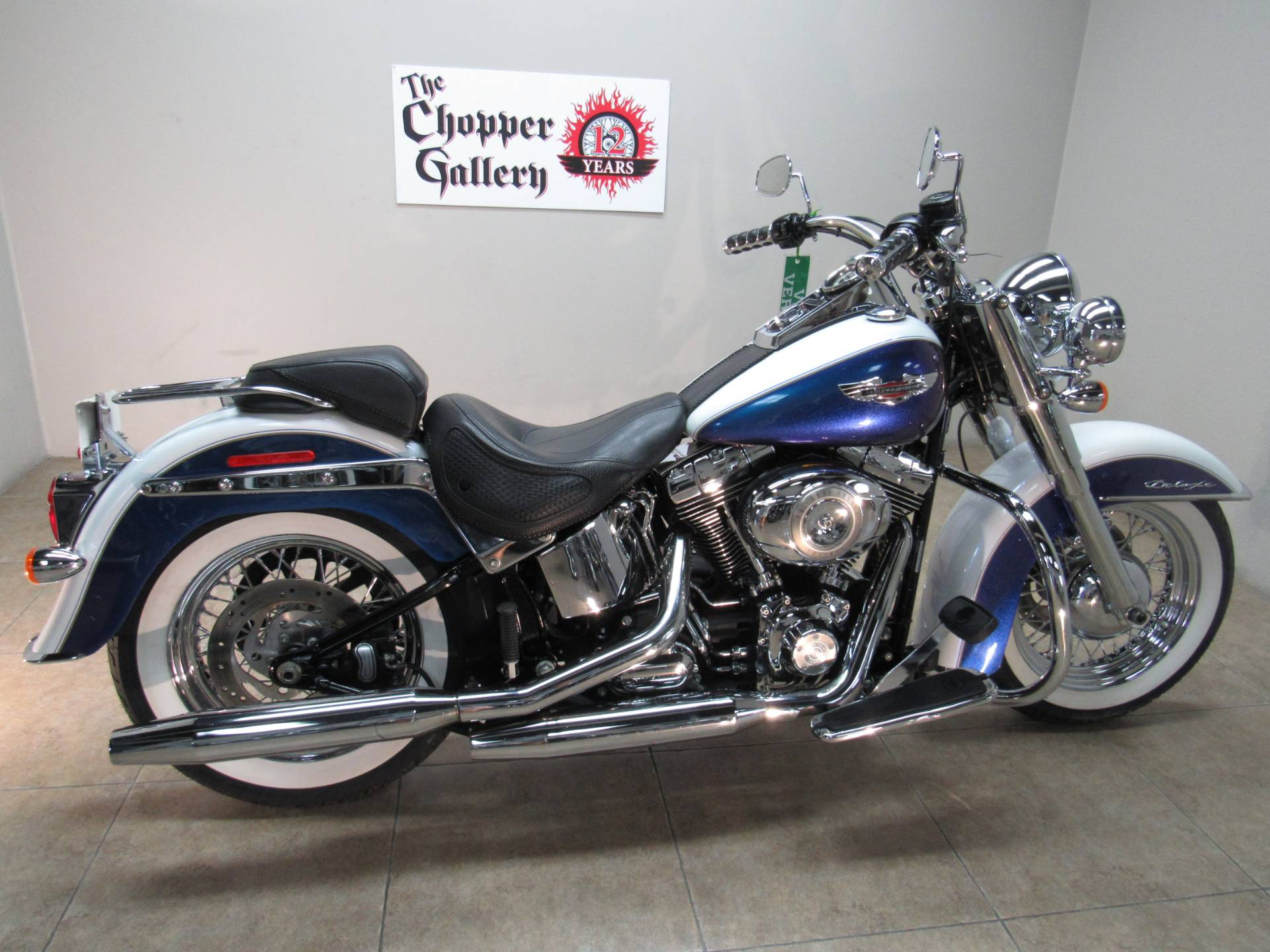 2010 Harley-Davidson Softail® Deluxe in Temecula, California - Photo 13