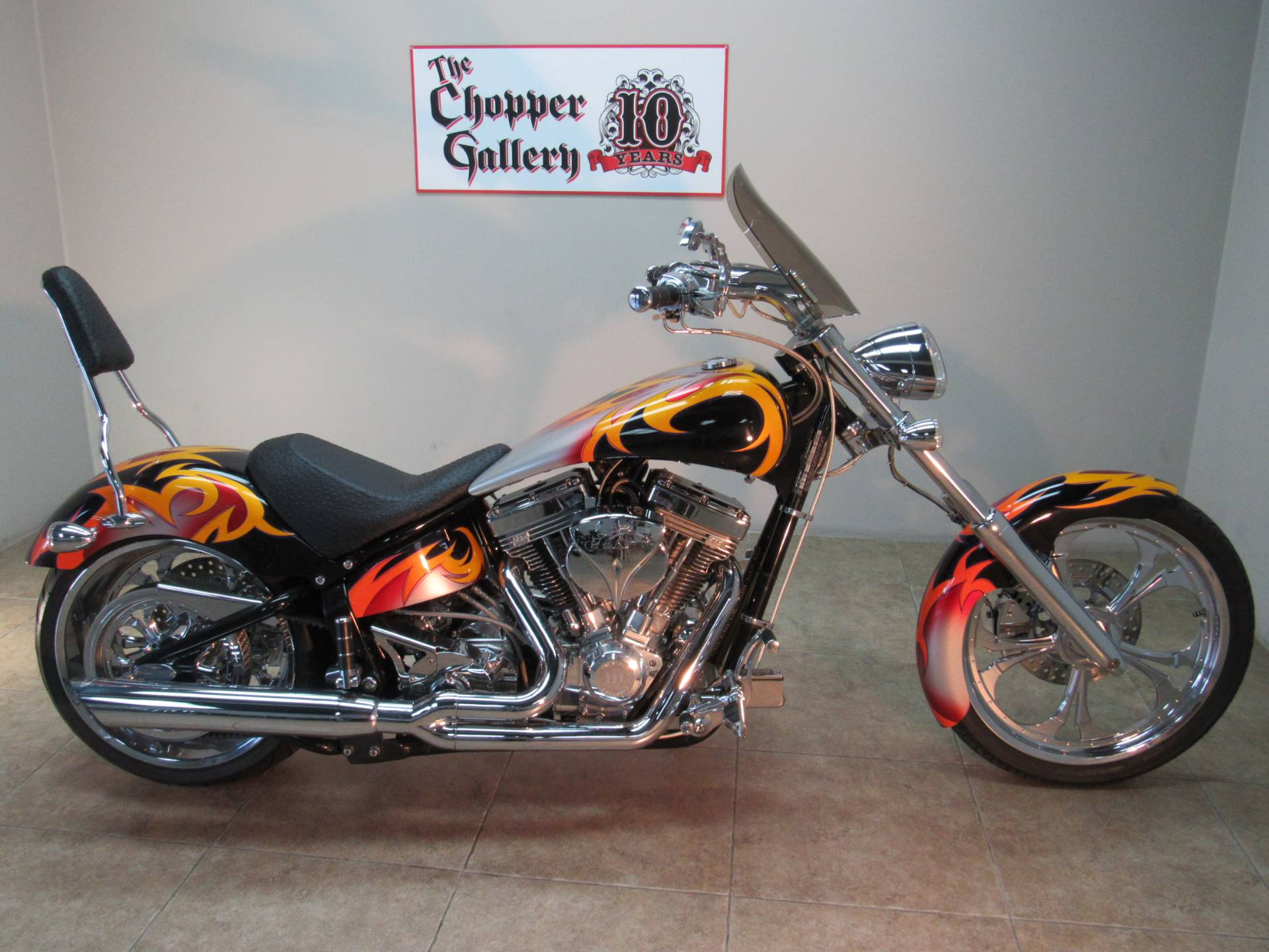 2007 American Ironhorse Outlaw® in Temecula, California